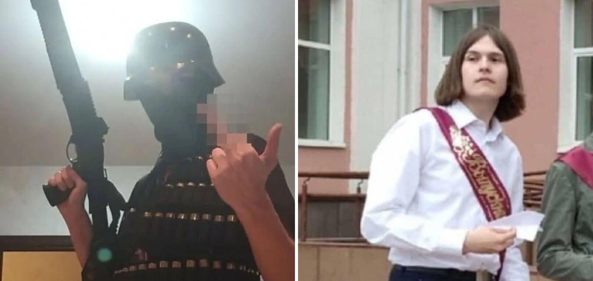 Опубликовано видео нападения стрелка на университет в Перми