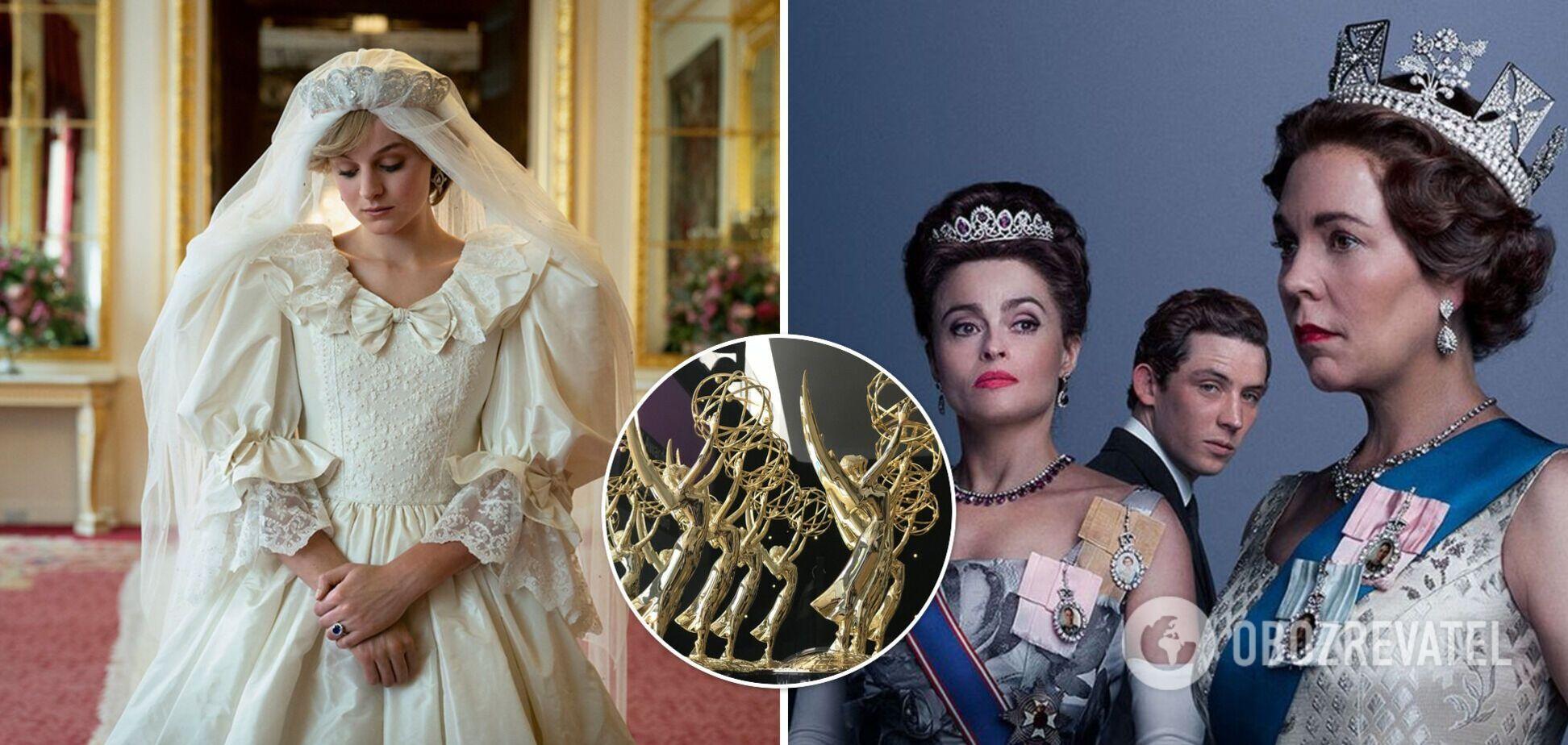Серіал 'Корона' здобув премію 'Еммі-2021'