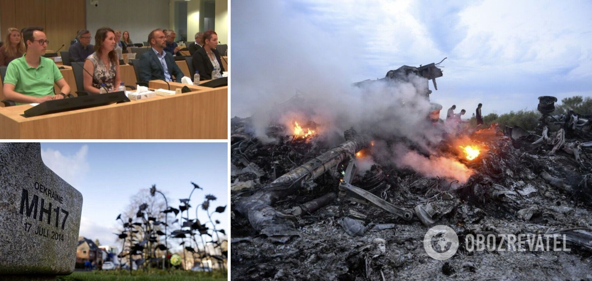 Жінка, яка втратила у катастрофі МН17 батьків, виступила в Гаазі: мені було дуже важко, я вчилася жити знову