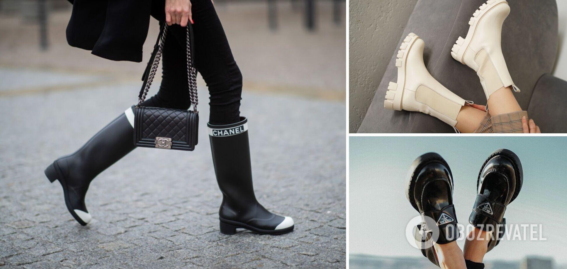 Антитренди взуття осінь-зима 2021: стилістка показала моделі, від яких потрібно позбутися
