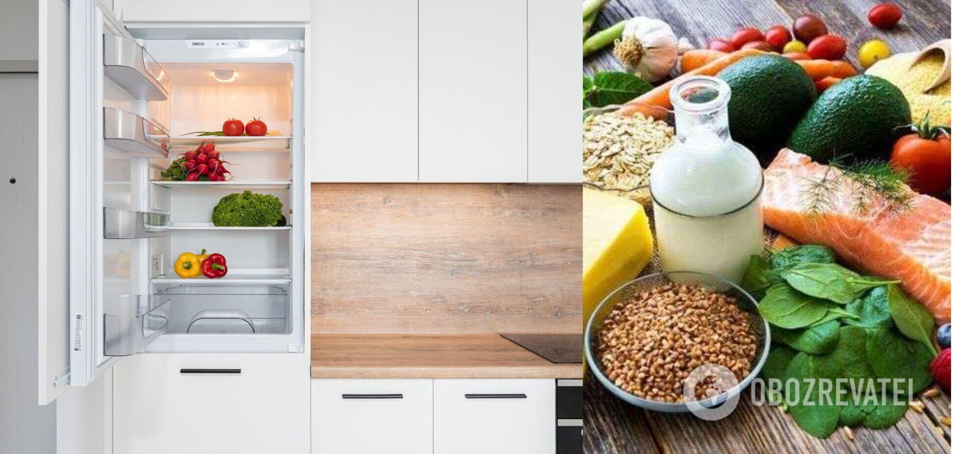 5 продуктів, які не можна зберігати у холодильнику