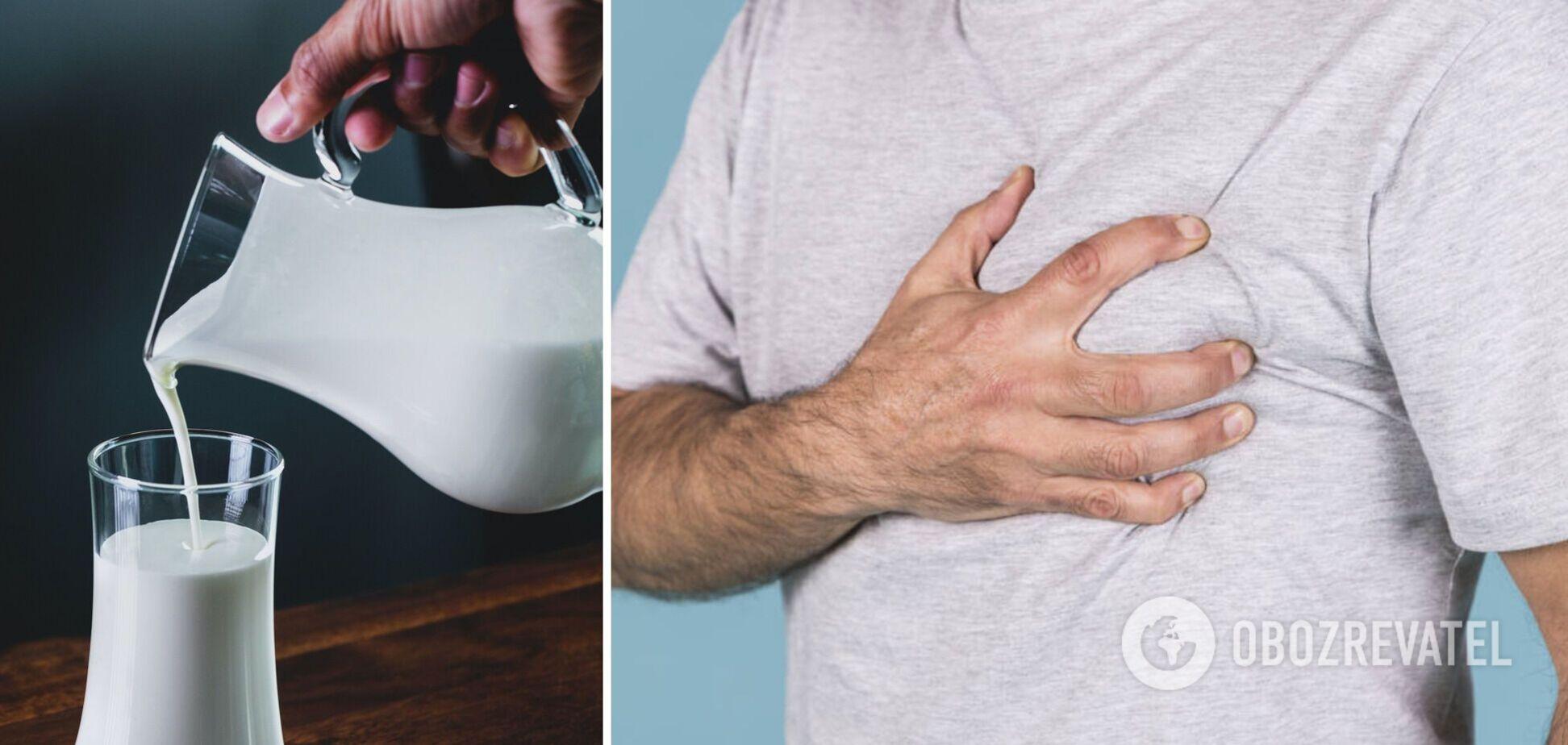Употребление молока может снизить риск сердечных заболеваний на 14%: результаты исследования
