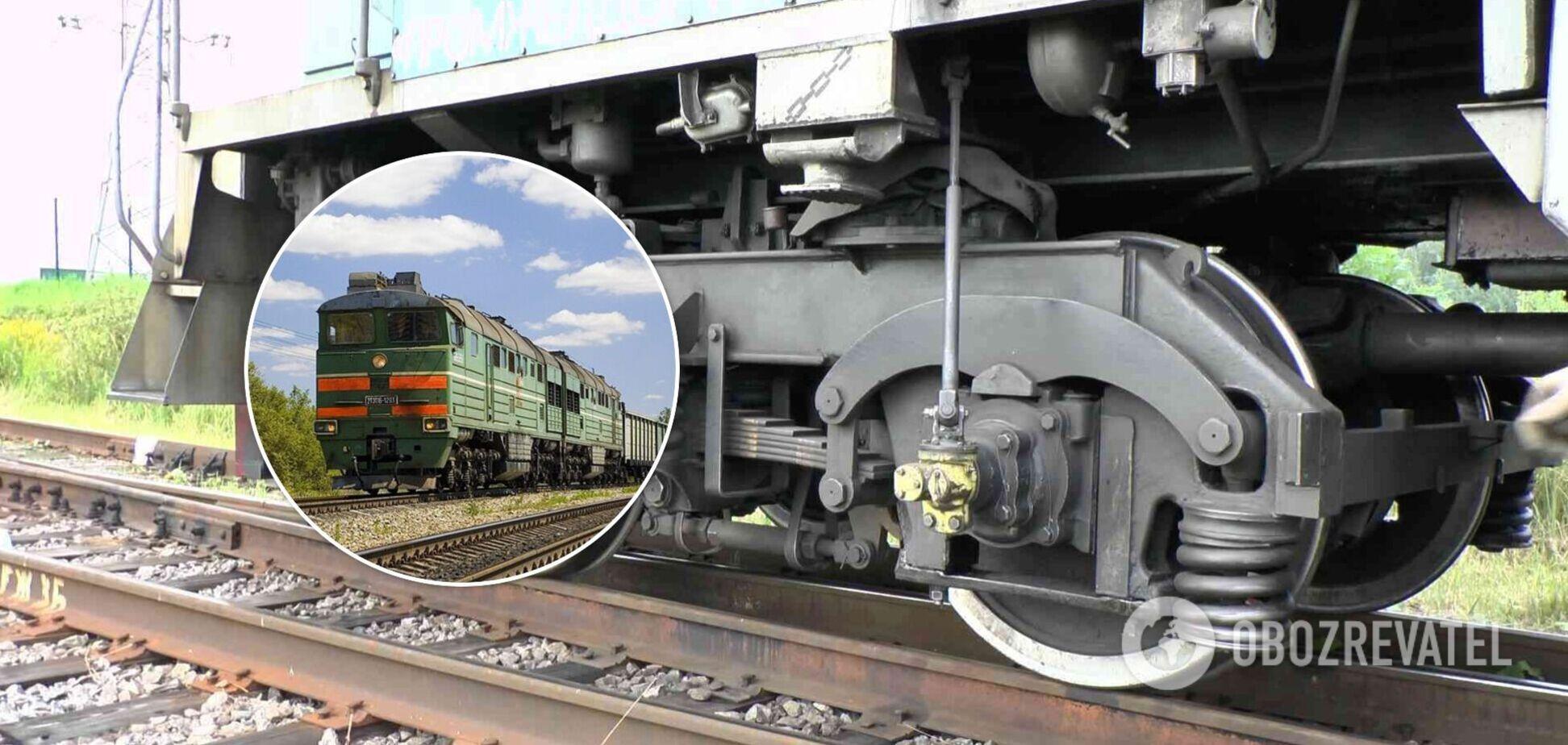 На Одещині під колесами потяга загинув 18-річний хлопець