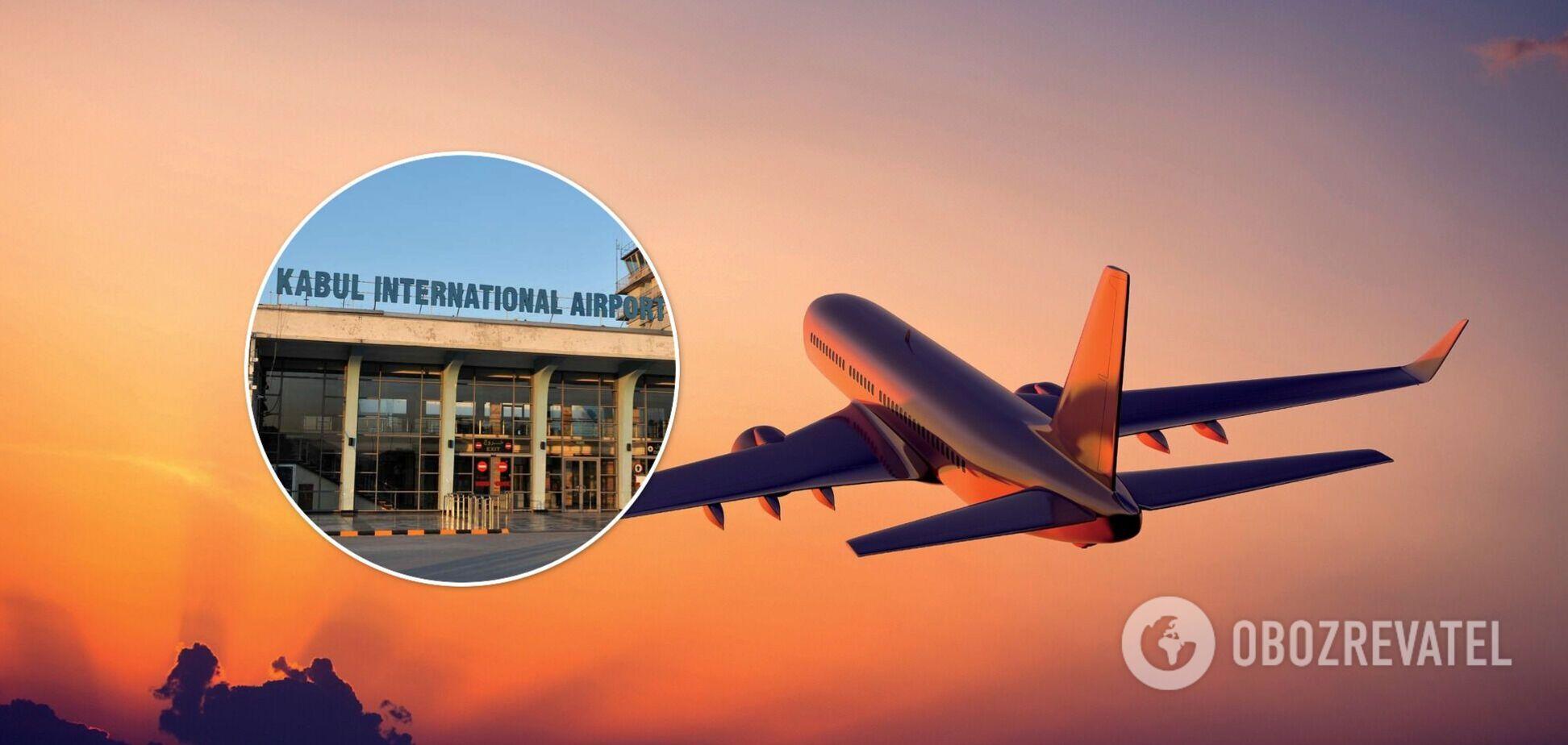 В Кабул прибув ще один літак з України для евакуації громадян – ЗМІ