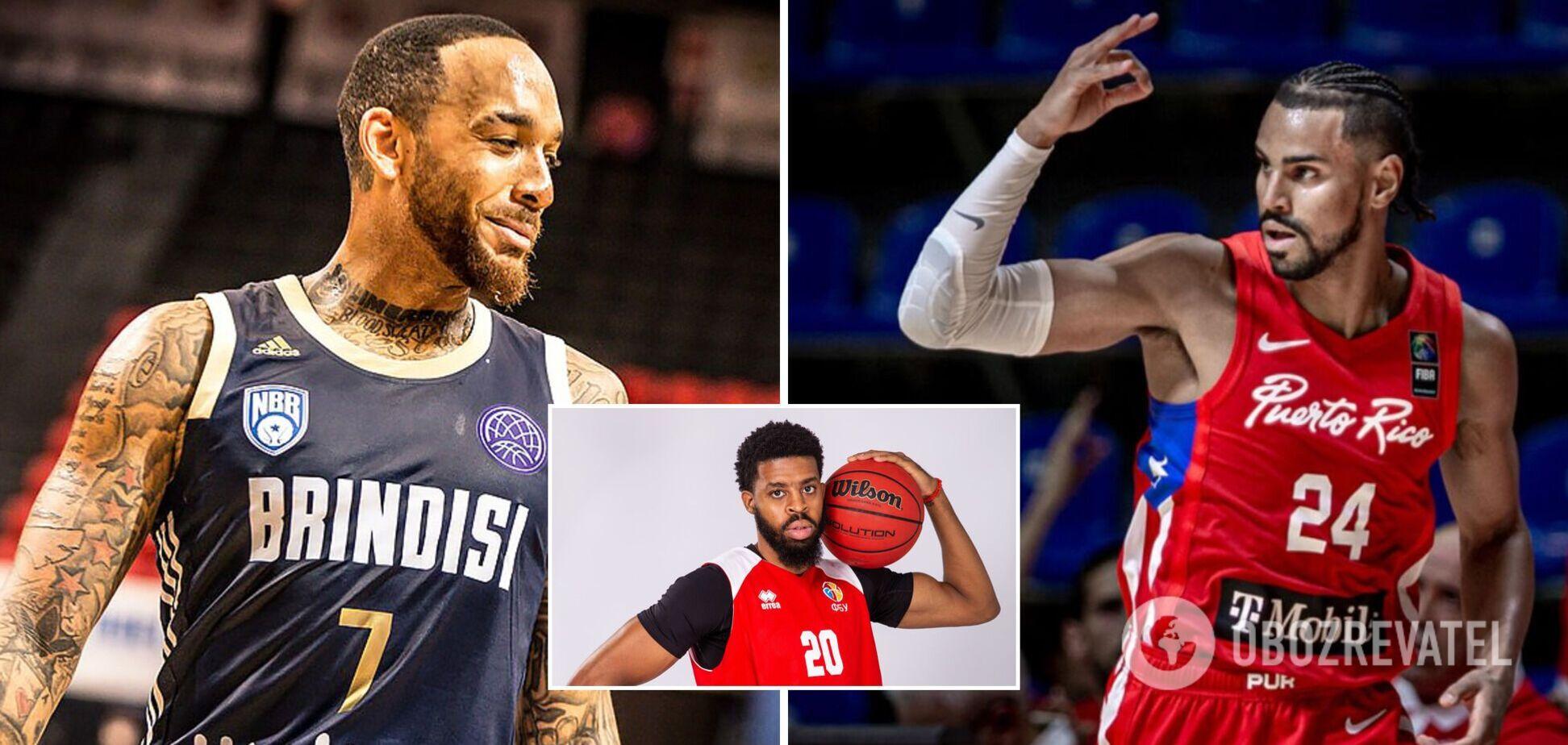 Лучшие баскетболисты Суперлиги WindRose