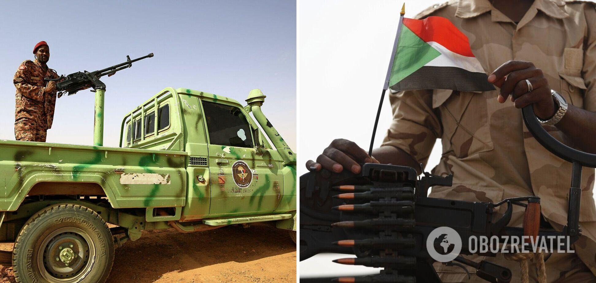 У Судані заявили про запобігання спробі військового перевороту: на вулицях помітили бронетехніку. Відео
