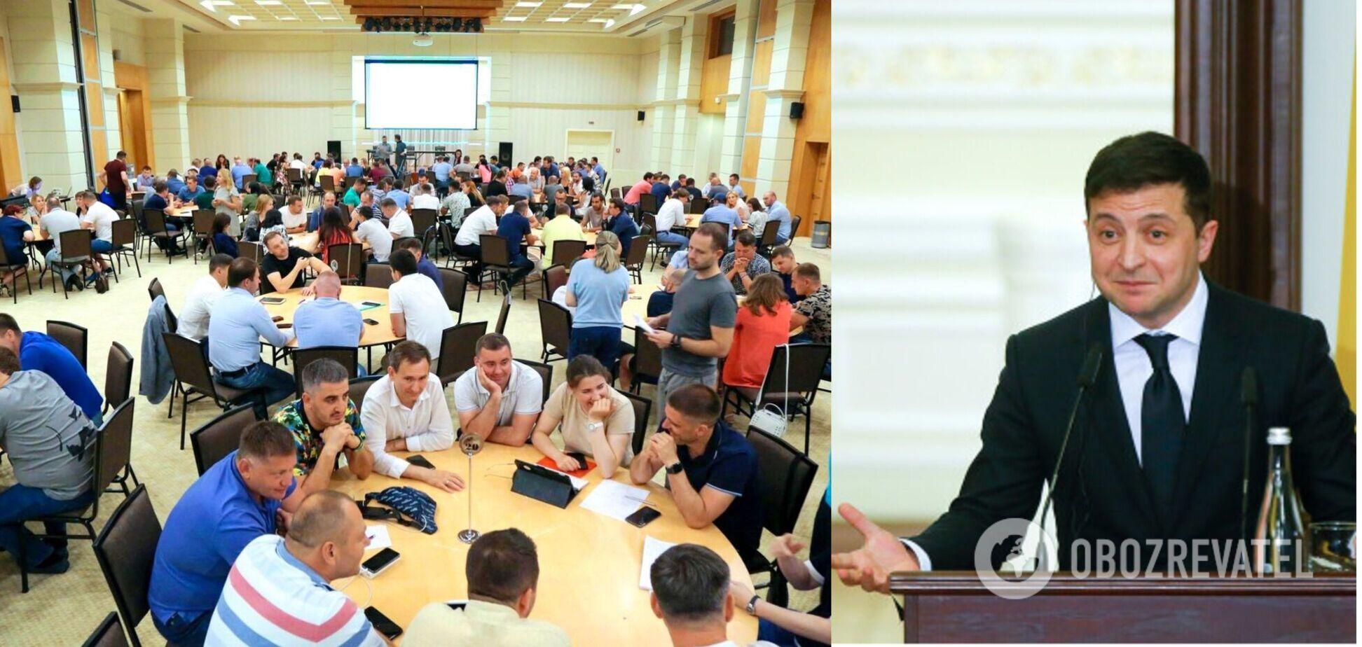Зеленский снова соберет 'слуг' на обучение в Трускавце: будут говорить о кадровых вопросах