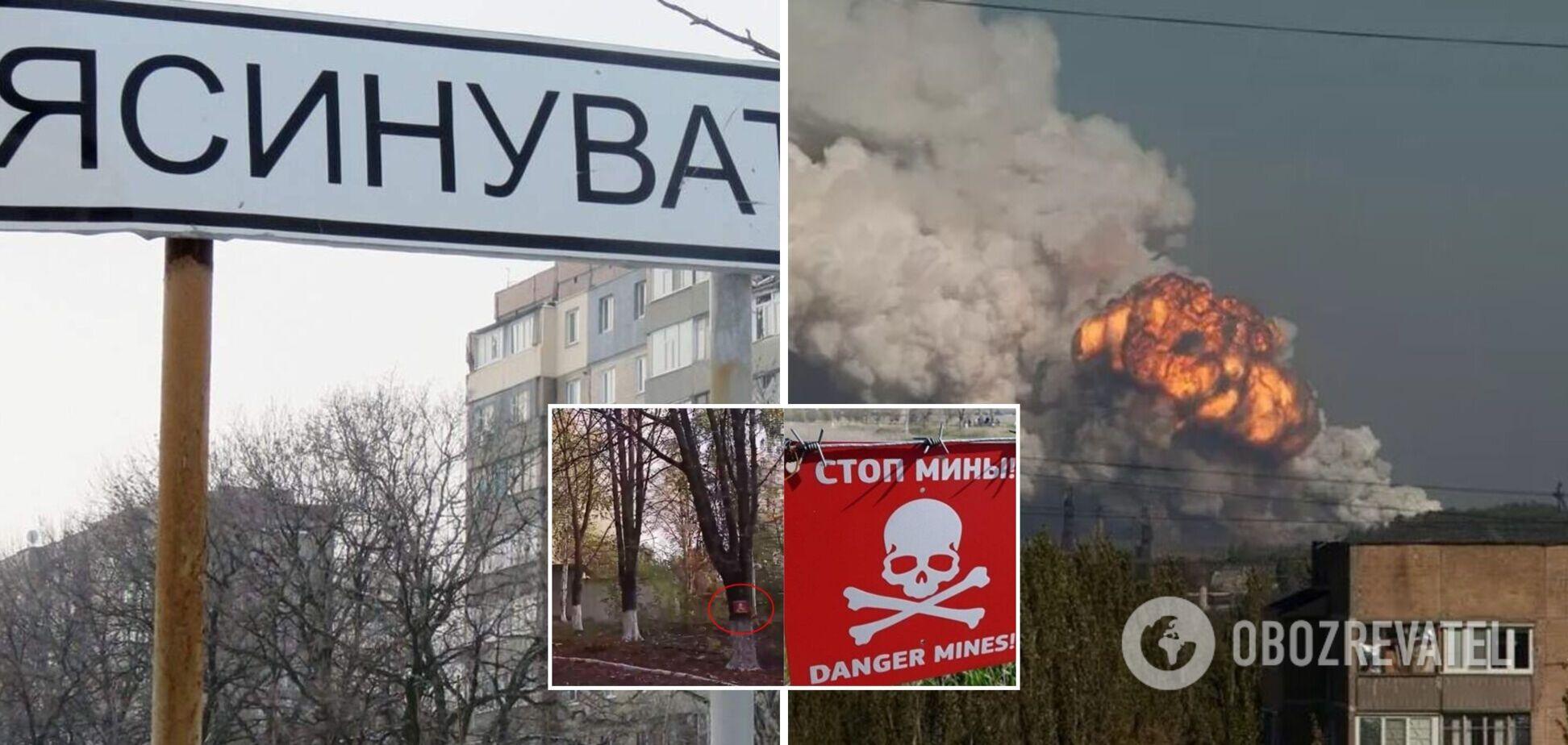 На Донбасі здетонував склад боєприпасів: окупанти звинуватили ЗСУ в диверсії. Фото