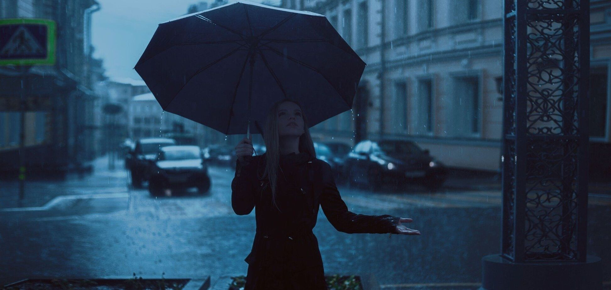 Почти всю Украину накроют дожди: новый прогноз погоды на среду. Карта