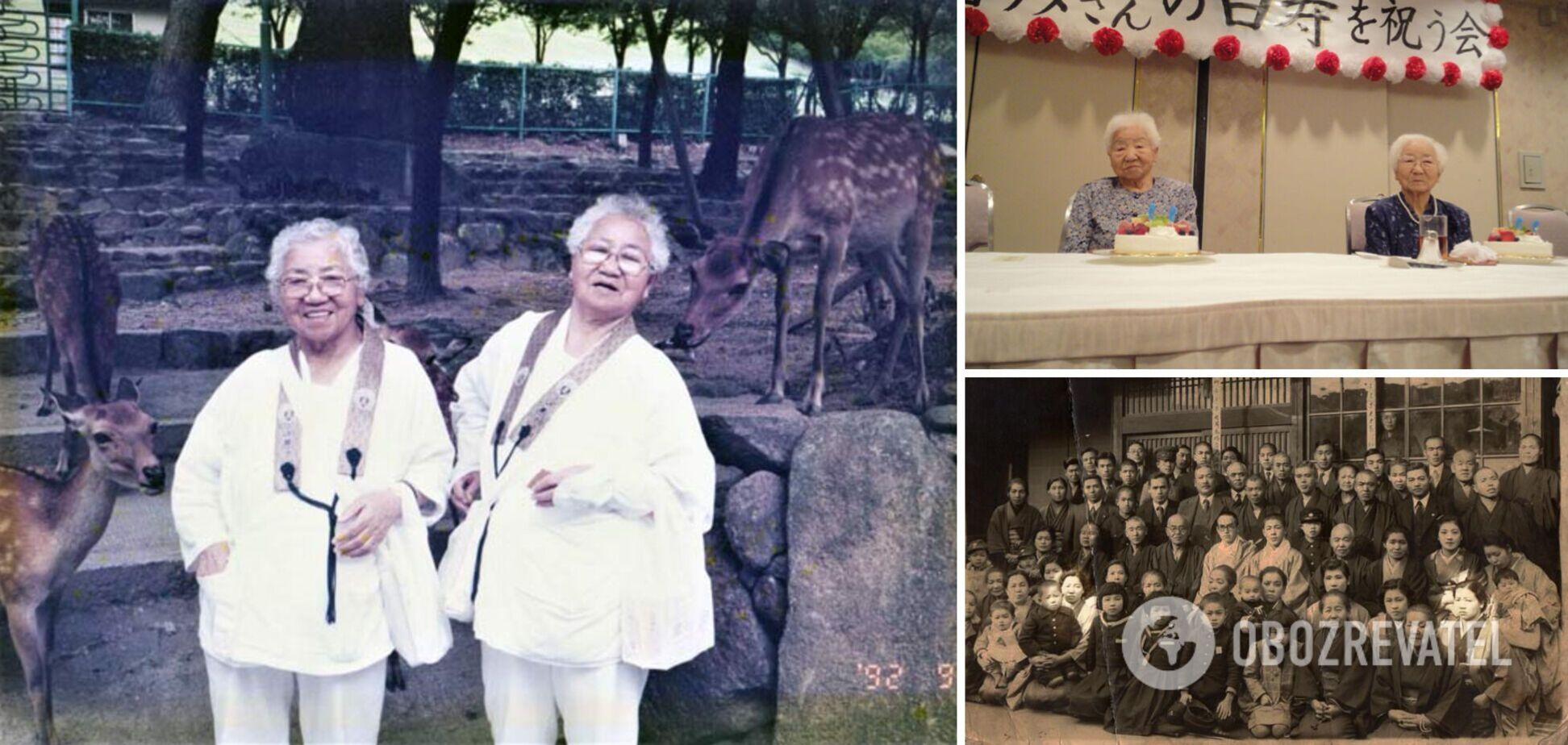 107-летних женщин признали самыми старыми близнецами в мире: секрет долголетия и фото