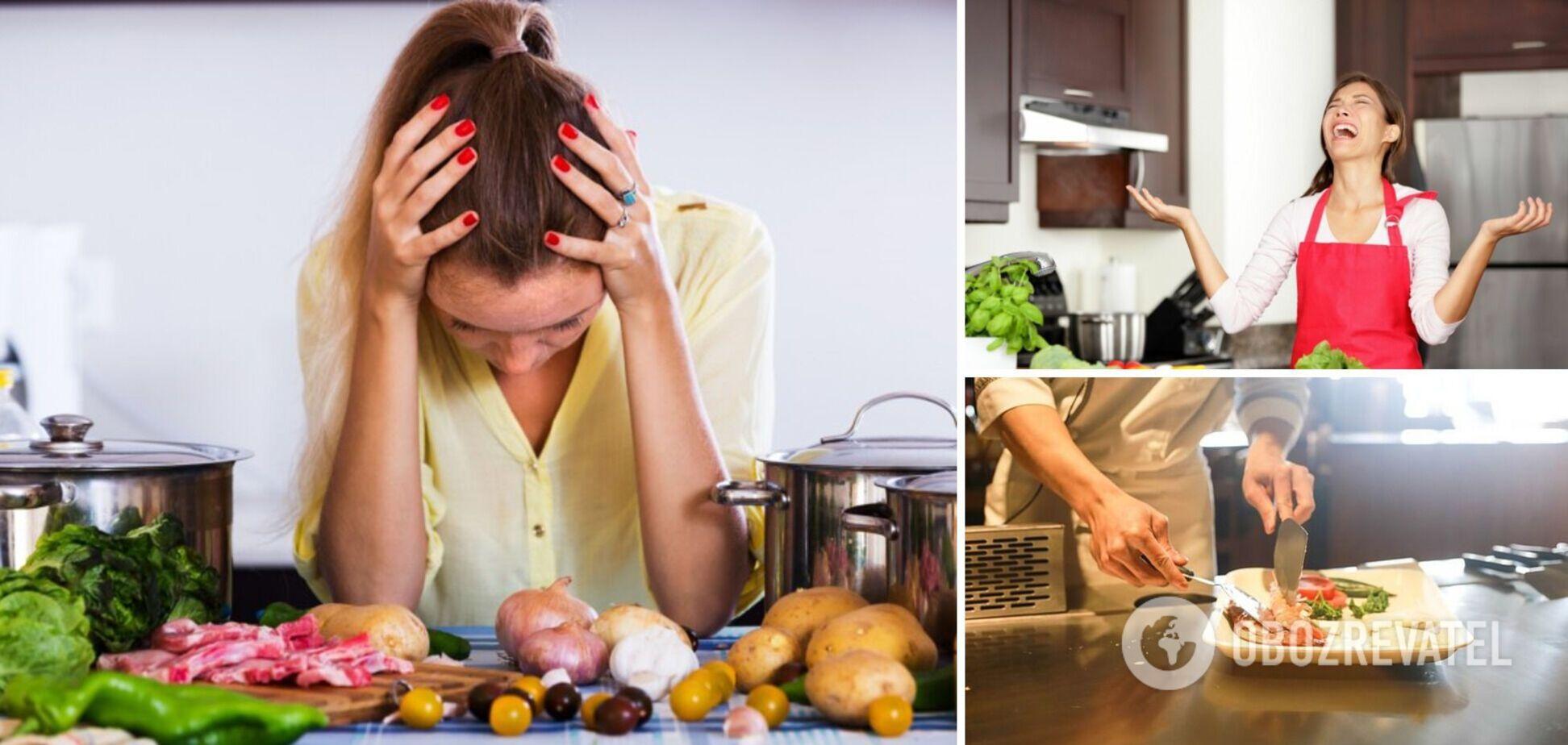 Названо знаки зодіаку, які не люблять готувати: проводити час на кухні – не для них