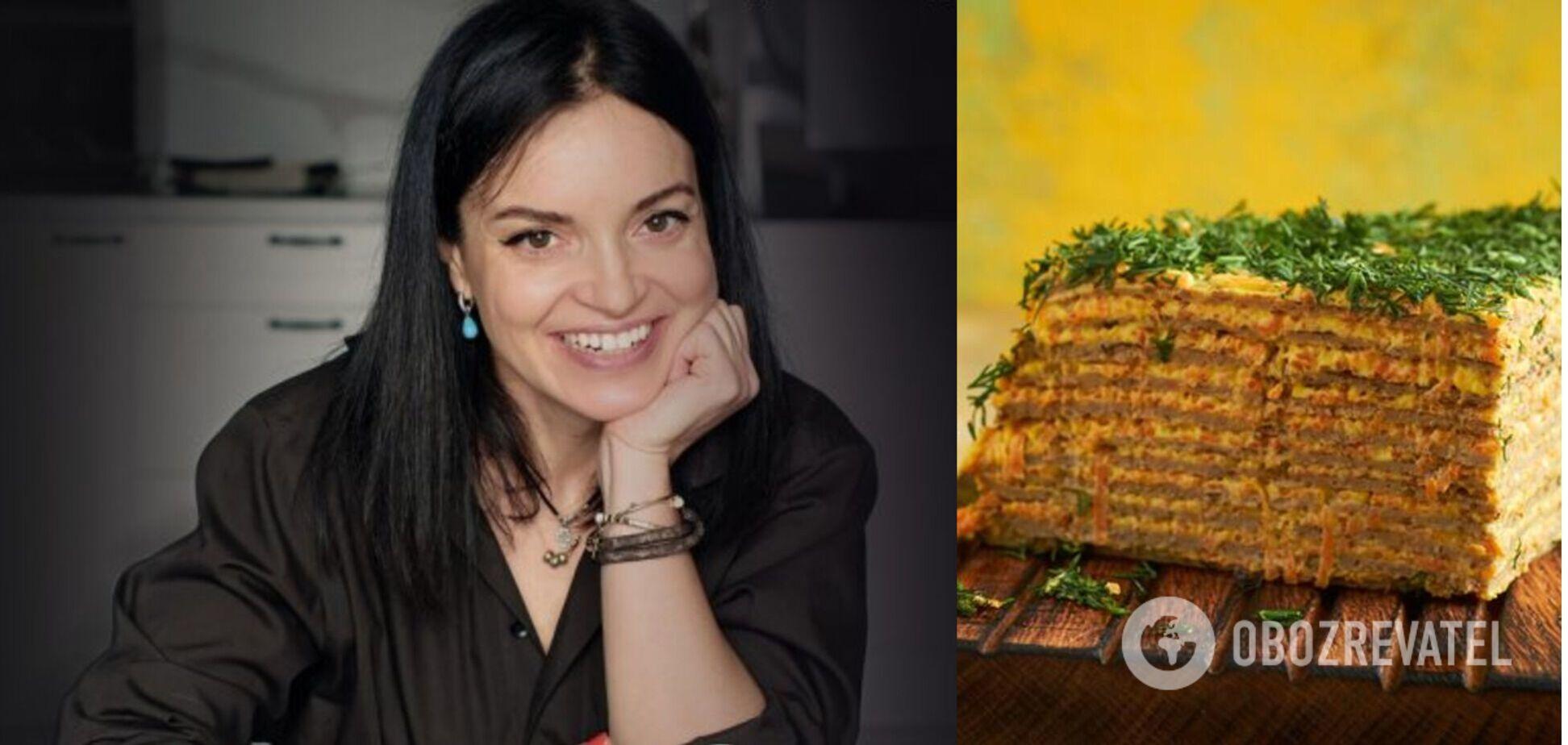 Печеночный торт без запаха: секреты от Елены Ярмоленко