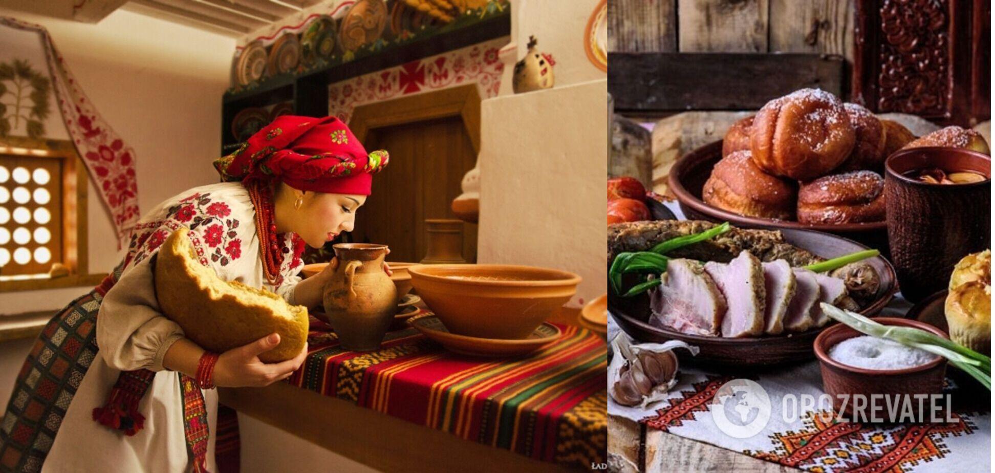 Забытые блюда украинской кухни: крупник, кныш, зубцы