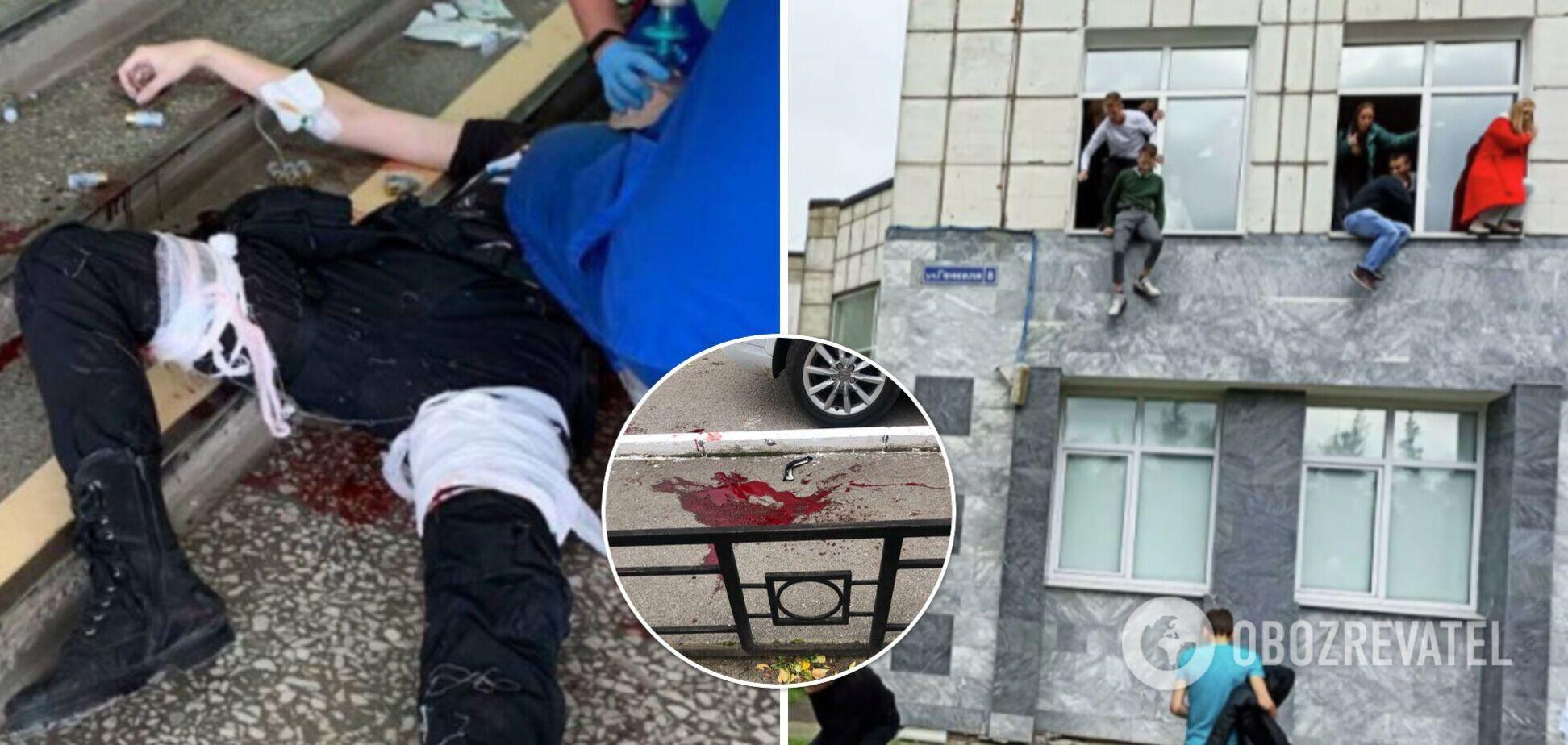 Мать пермского стрелка рассказала о его увлечении оружием: сейчас парня в больнице охраняет 18 силовиков