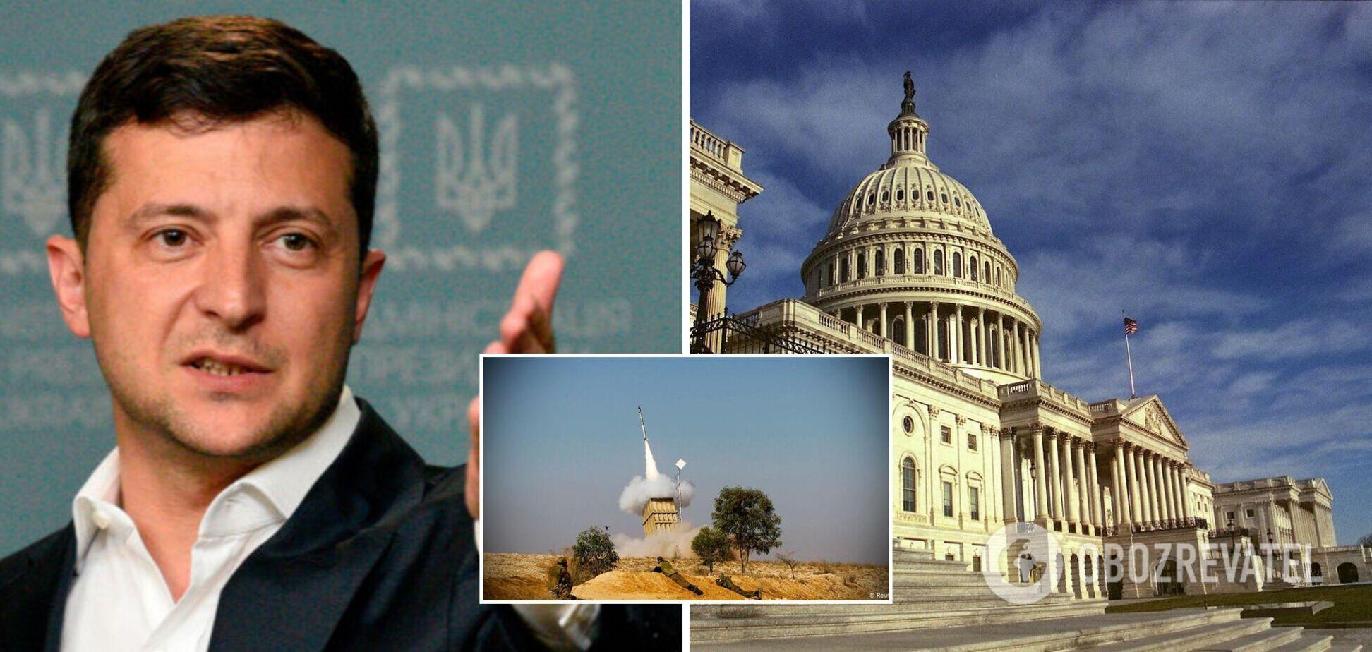 Зеленский о возможности представления Украине 'Железного купола': рано говорить, но вы слышали эти месседжи