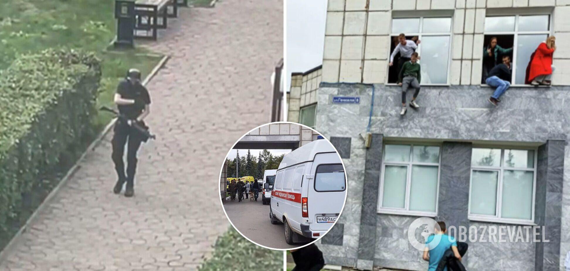 Мать пермского стрелка рассказала о его увлечении оружием: сейчас парня в больнице охраняют 18 полицейских