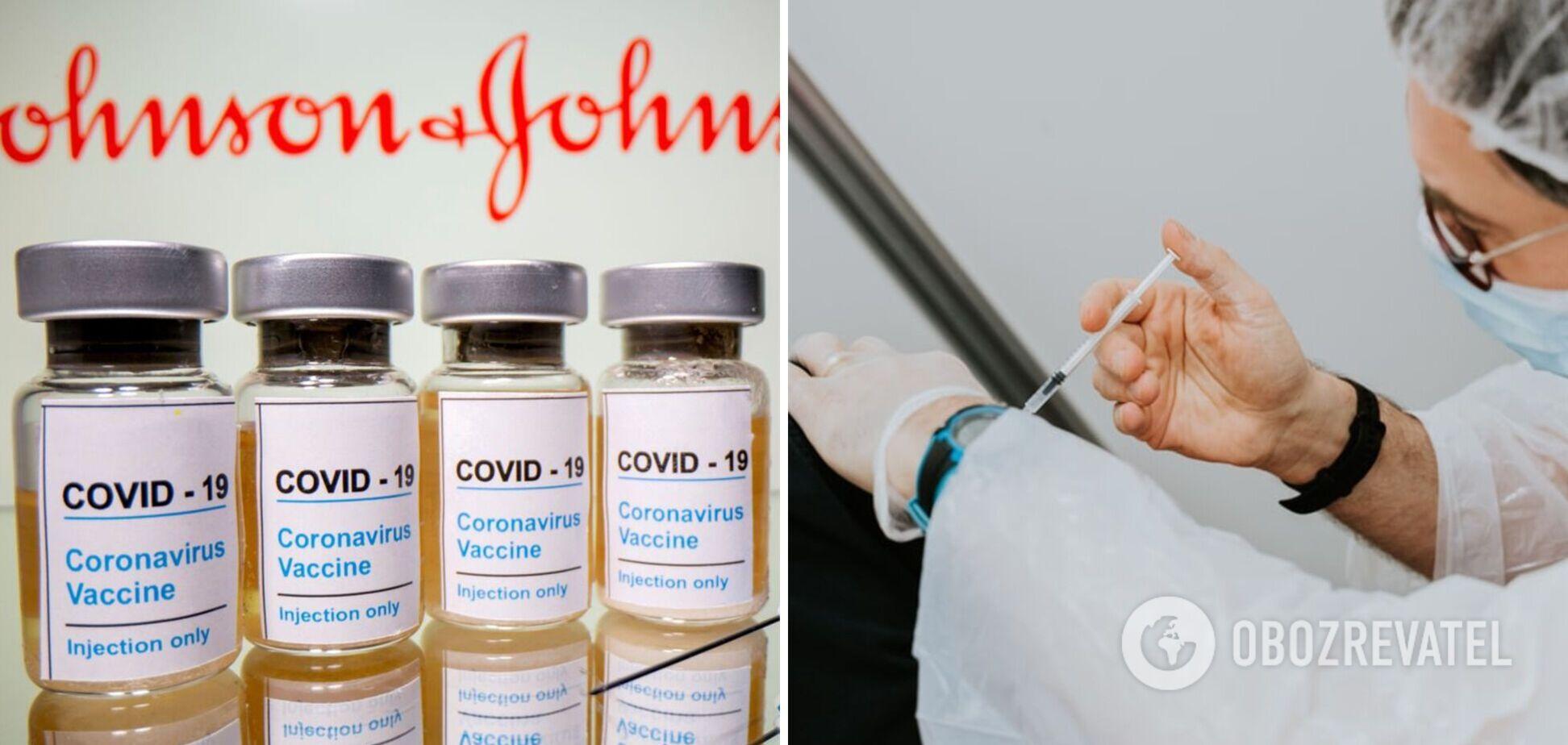 Бустерная доза вакцины J&J повышает эффективность прививки до 94% - исследование