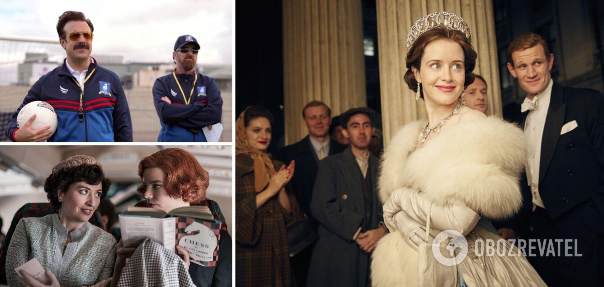 'Корона', 'Ход королевы', 'Тед Лассо': интересные факты о лучших сериалах 'Emmy-2021'