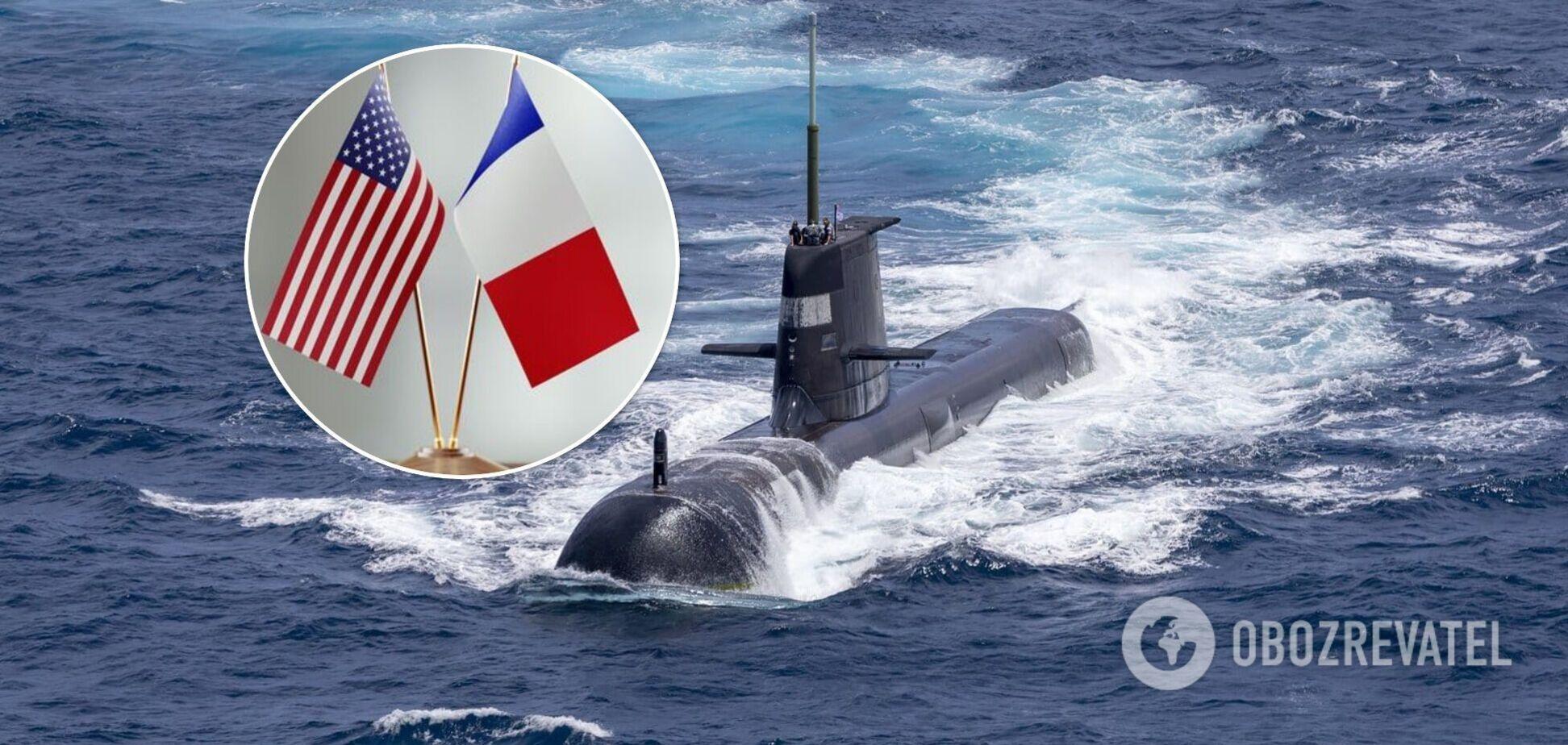 В США заявили, что не откажутся от сделки с Австралией по подлодкам, несмотря на недовольство Парижа