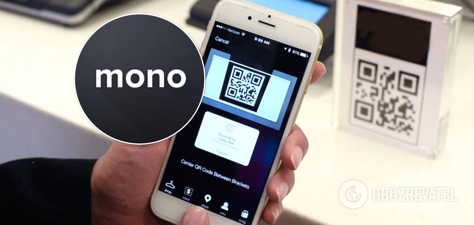 Monobank створює систему платежів