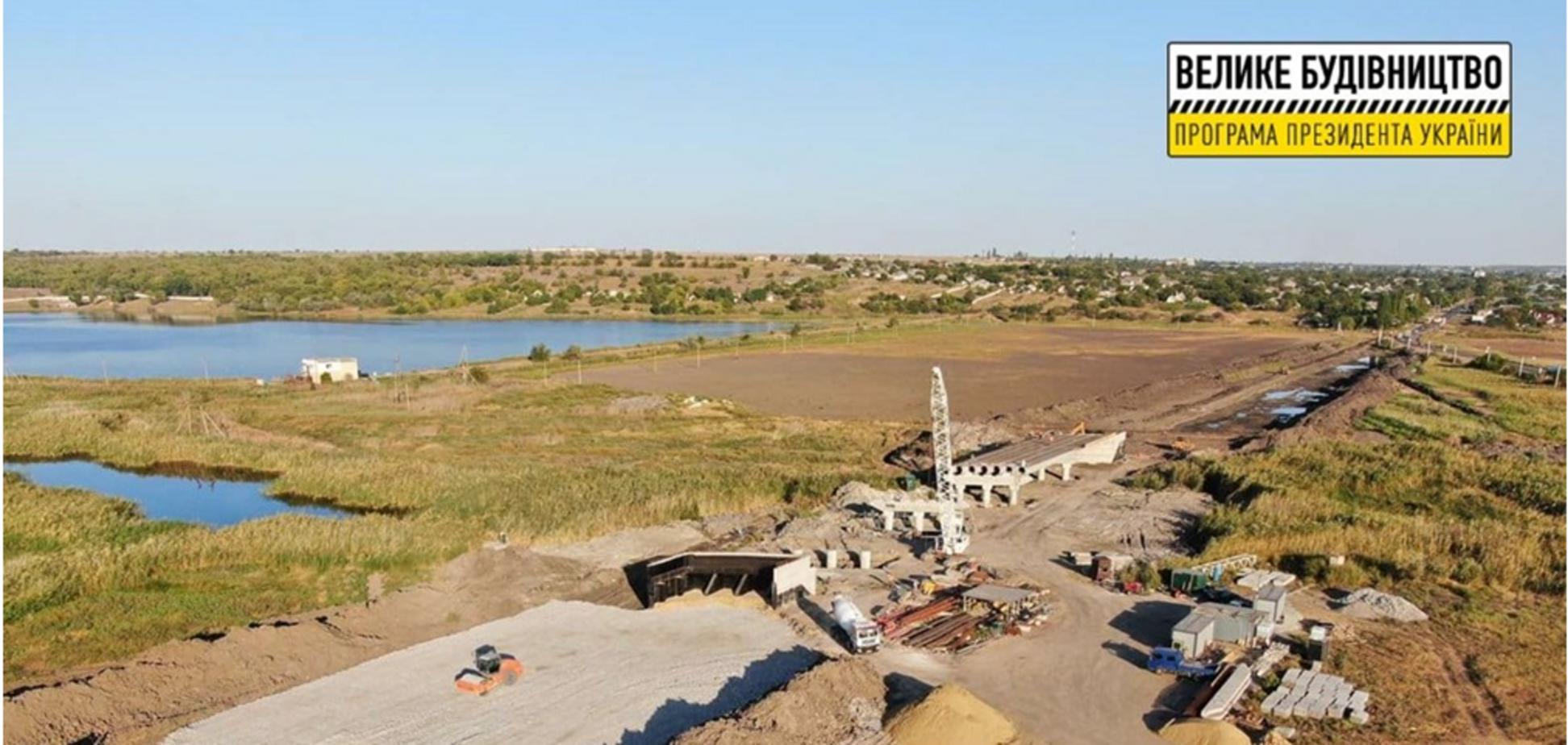 'Большая стройка' Зеленского перестроит аварийно опасный Троицкий мост на Николаевщине