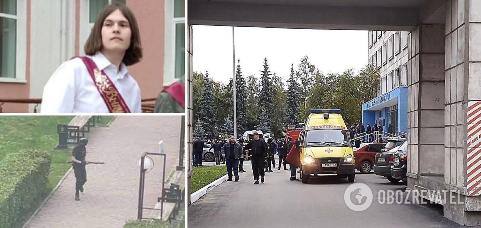 Пермскому стрелку ампутировали ногу: появились новые данные о состоянии Бекмансурова