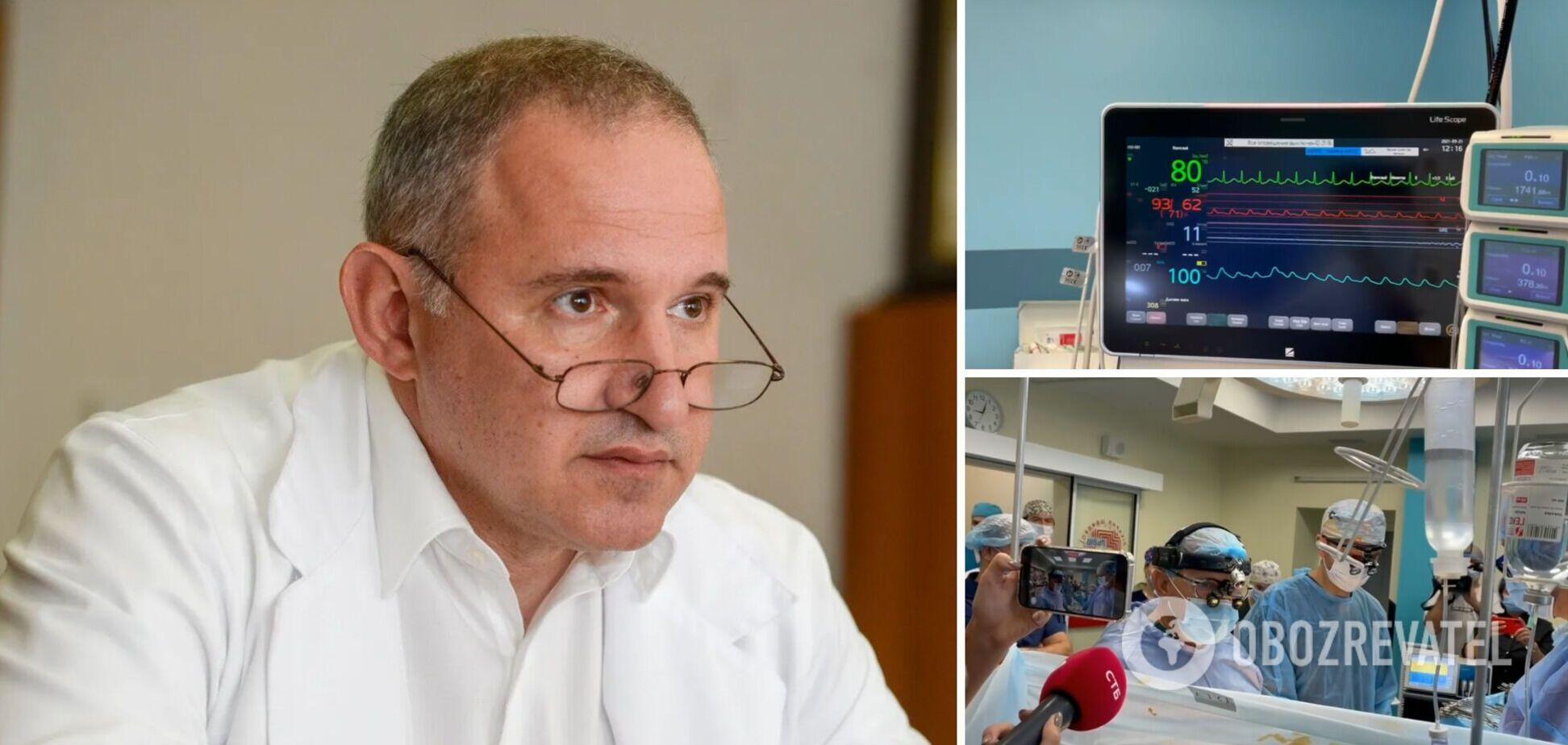 В Україні вперше пересадили серце 13-річній дитині. Фото