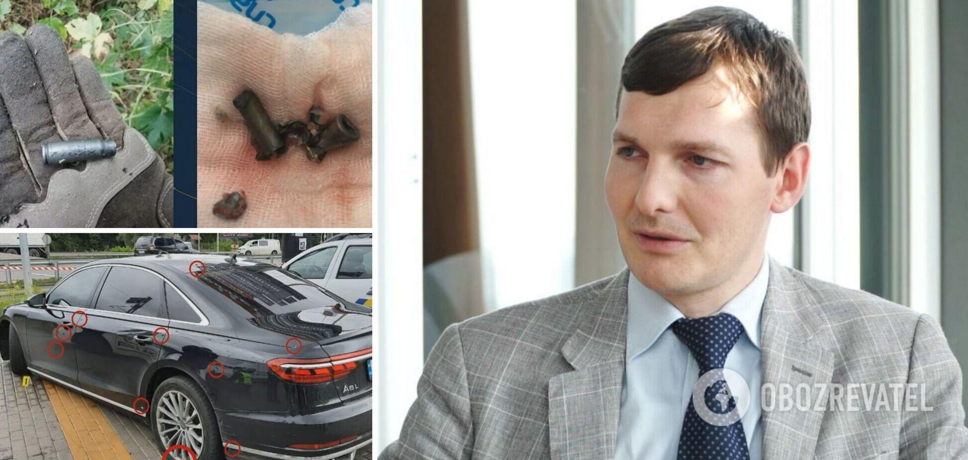 В Шефира стреляли патронами венгерского производства, в Украине таких нет – заместитель главы МВД