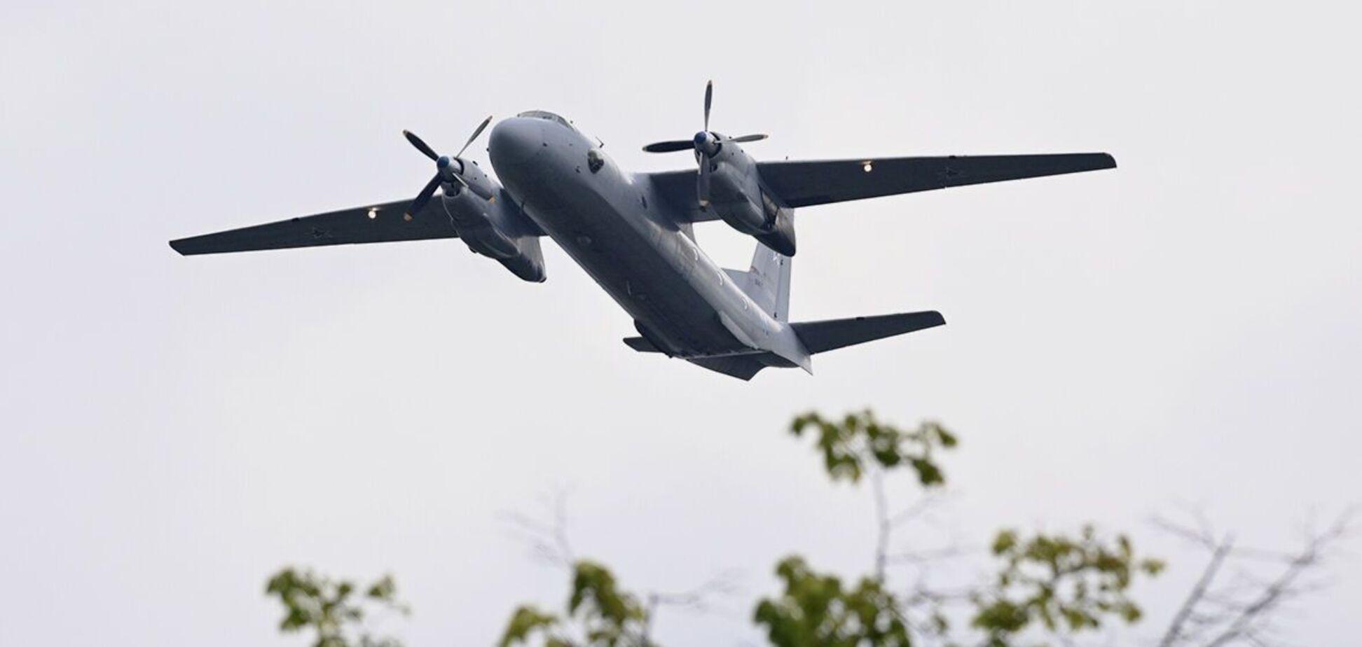 У Росії зник із радарів військовий літак: перші подробиці