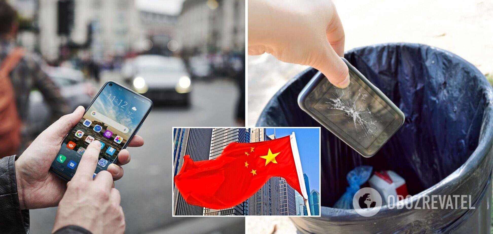 В Литве проверили китайские смартфоны – результат не порадовал
