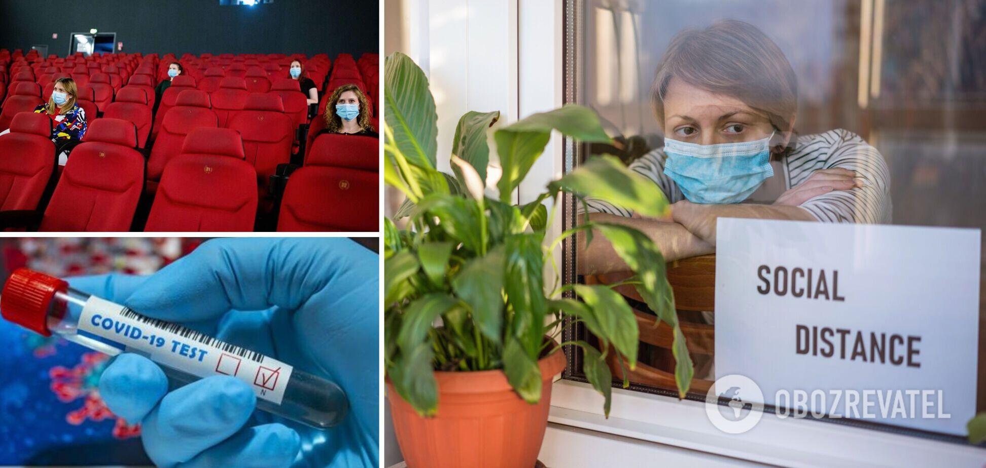 Нужен ли ПЦР-тест для посещения кино, театра или клуба в 'желтой' зоне: детальное разъяснение