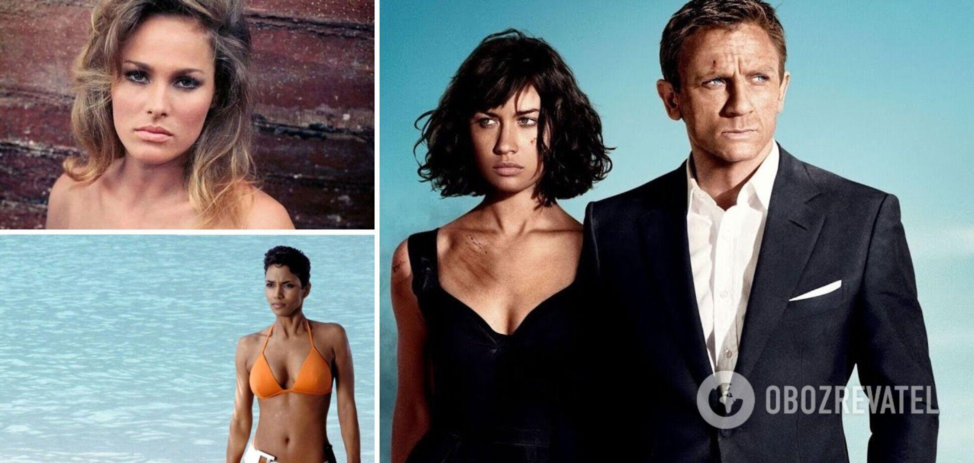 Спутницы агента 007 стали известными на весь мир