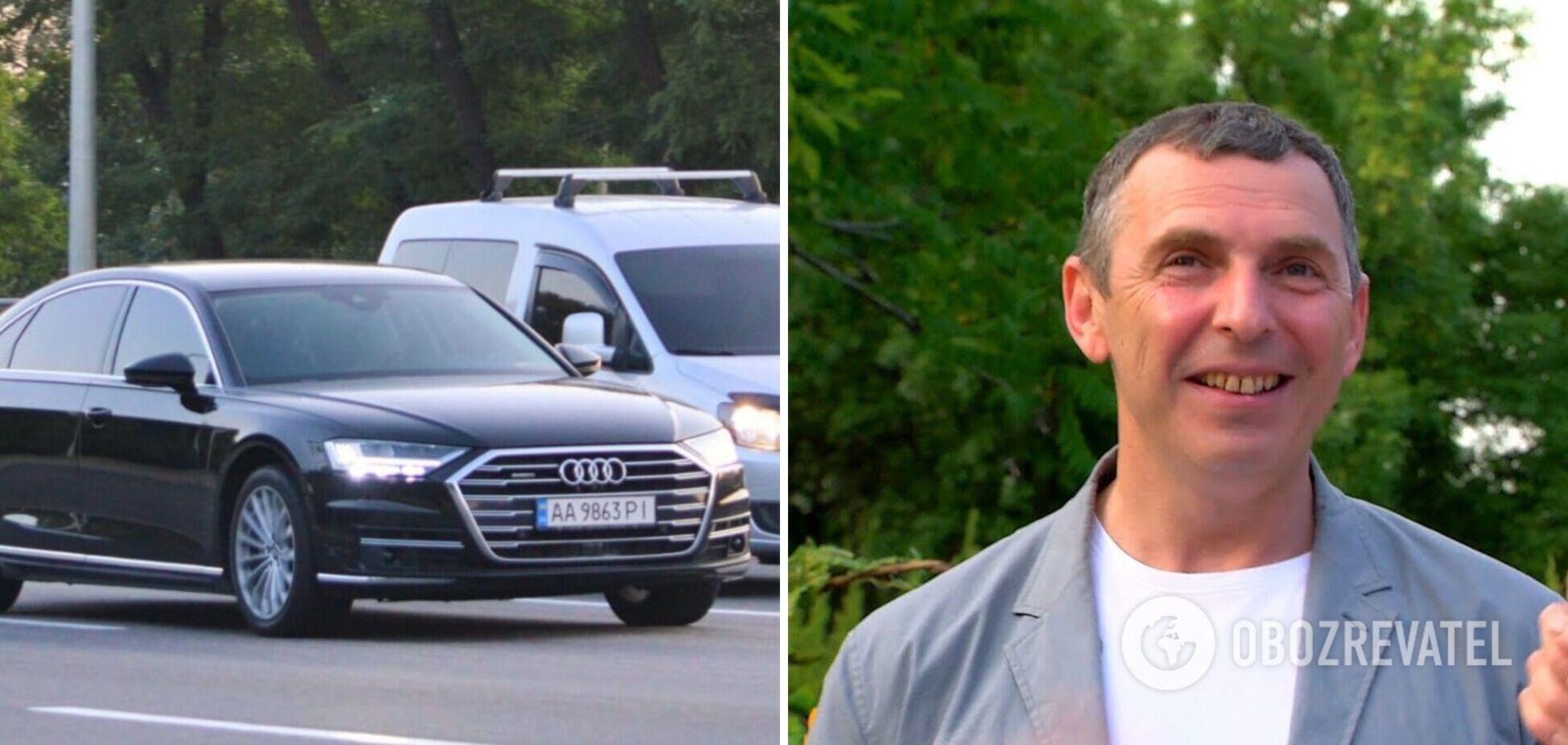 З'явилися подробиці про водія Шефіра, якого поранили під час обстрілу авто