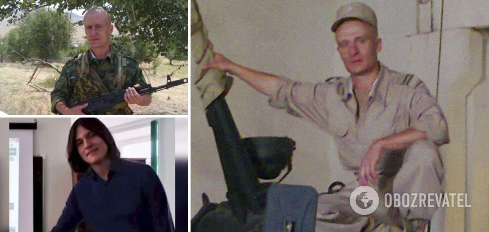 Отец Тимура Бекмансурова воевал в Сирии и на Донбассе