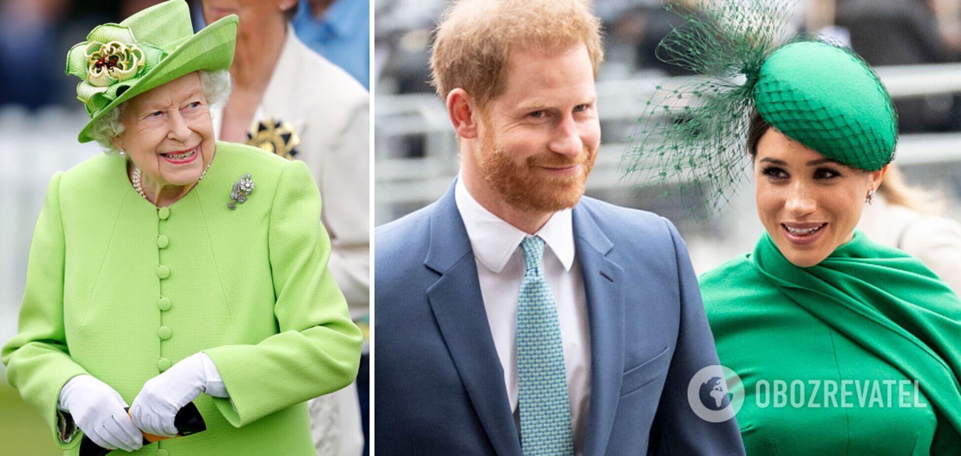 Збираються помиритися: Меган Маркл і принц Гаррі з дітьми відзначать Різдво з Єлизаветою II – ЗМІ