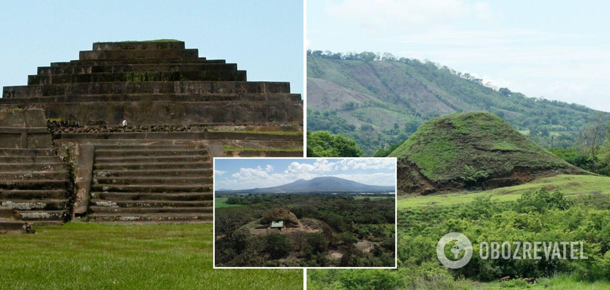 Археологи раскрыли тайну строительства пирамиды Майя в Сальвадоре