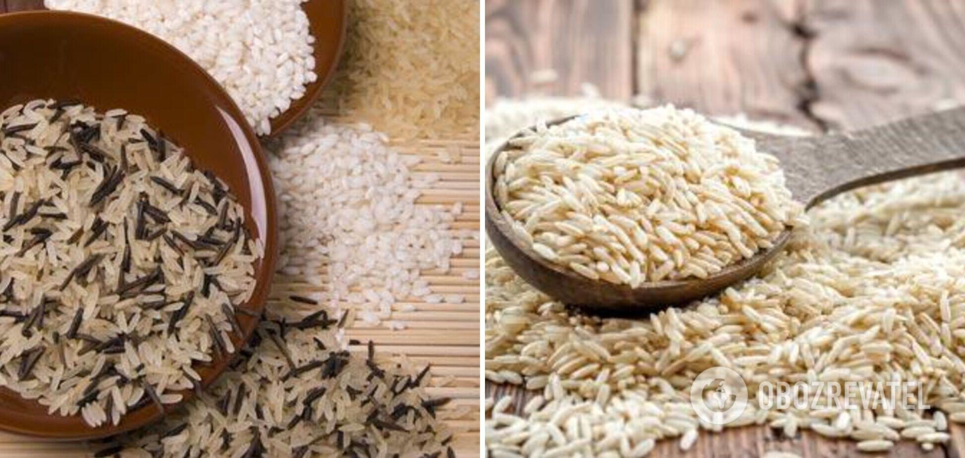 Какой рис самый полезный