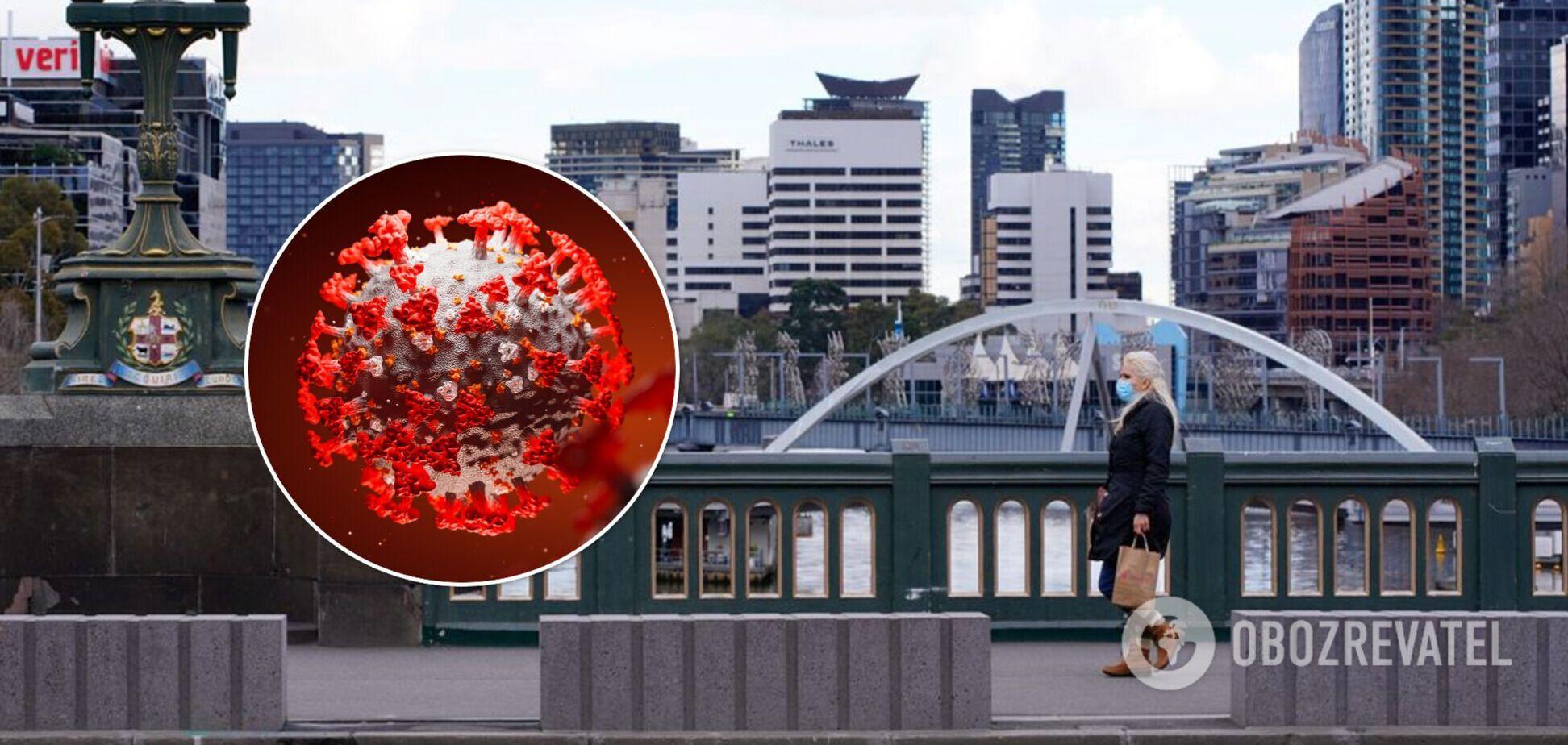 Коронавірус в Австралії