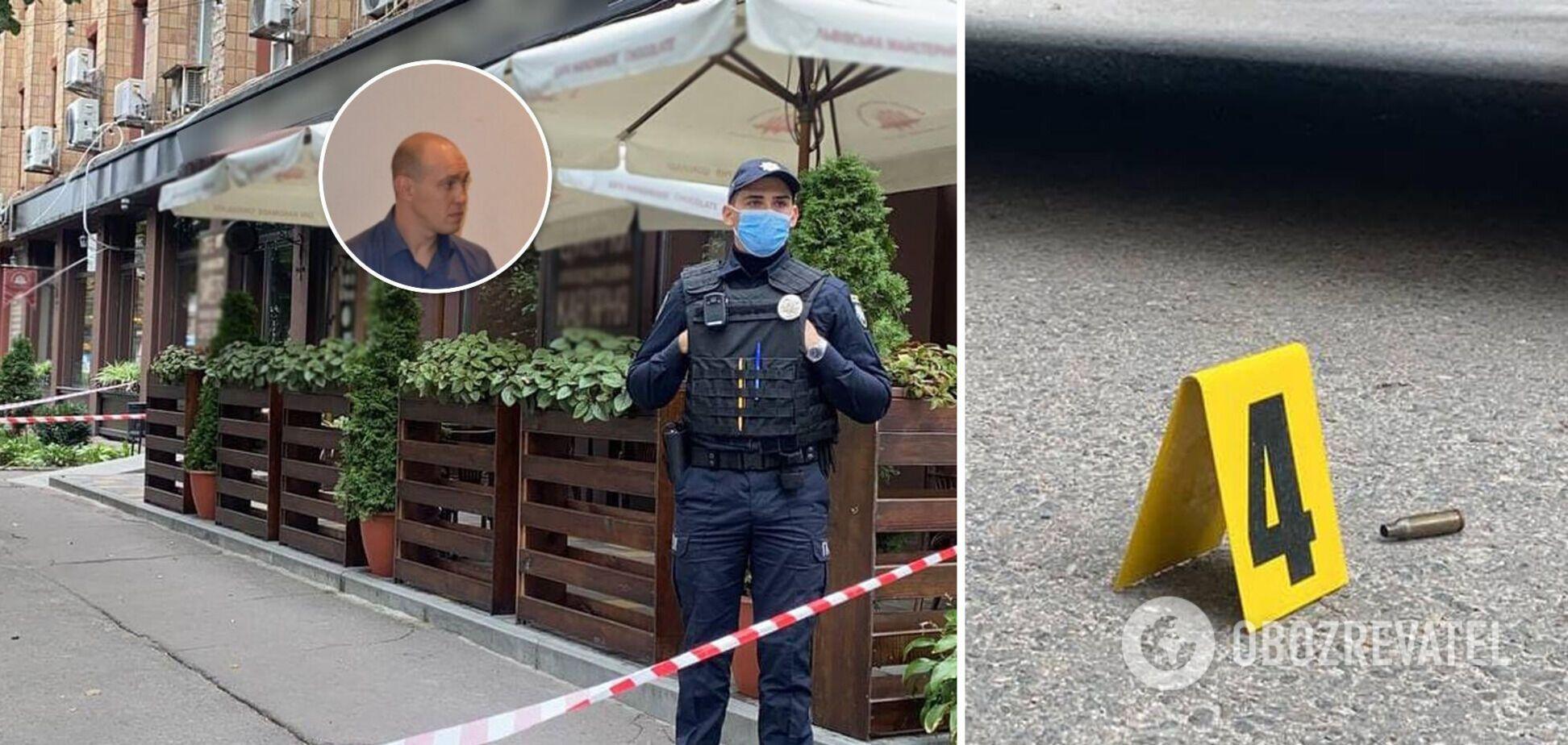 В Черкассах нашли авто киллеров, убивших бизнесмена. Эксклюзив