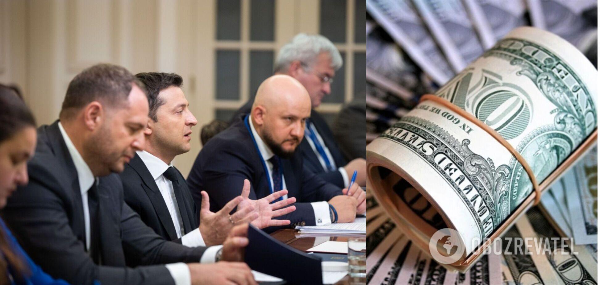 Президент призвал инвестировать в Украину