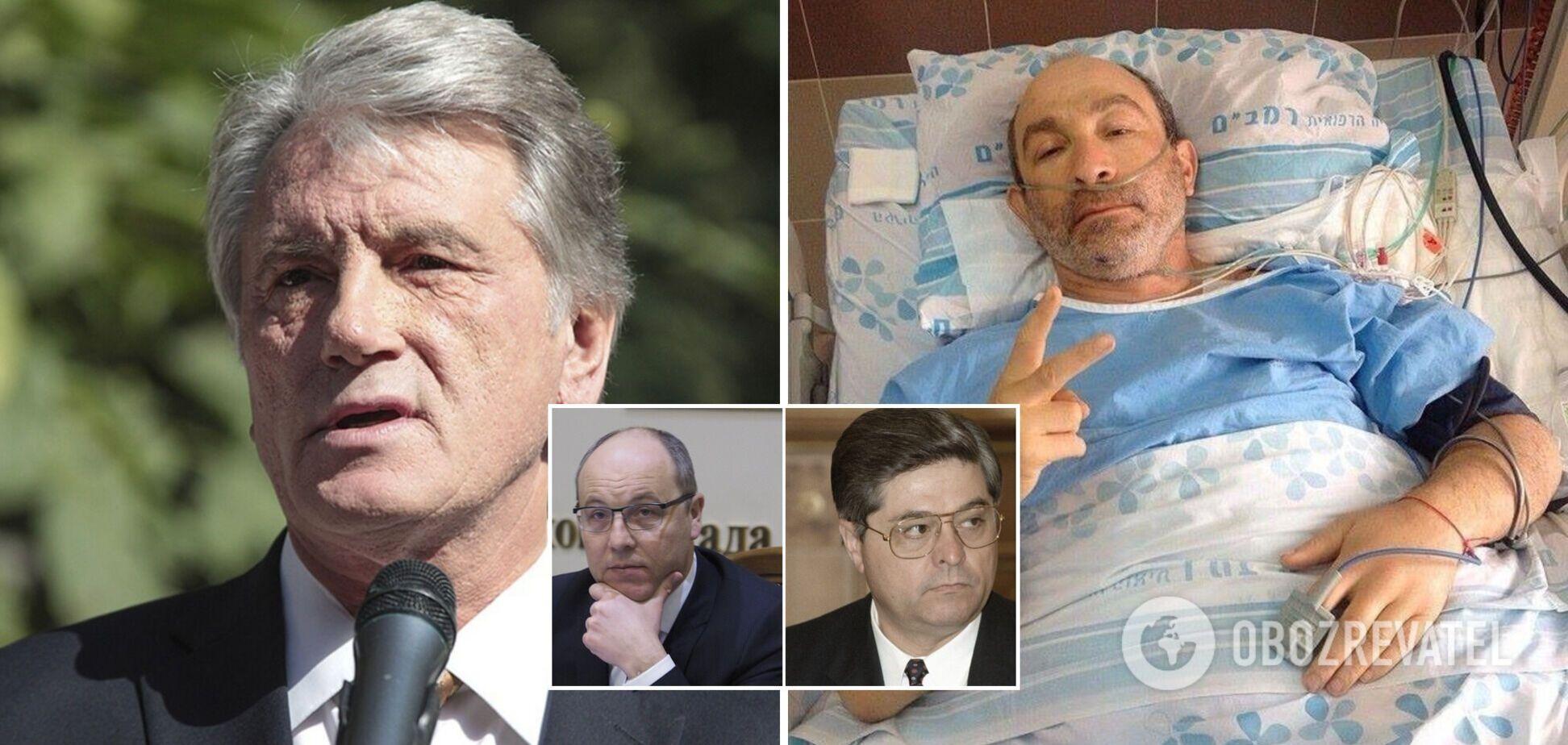 Отравление Ющенко и 'народное' покушение на Януковича: кто и зачем пытался убить украинских топ-политиков