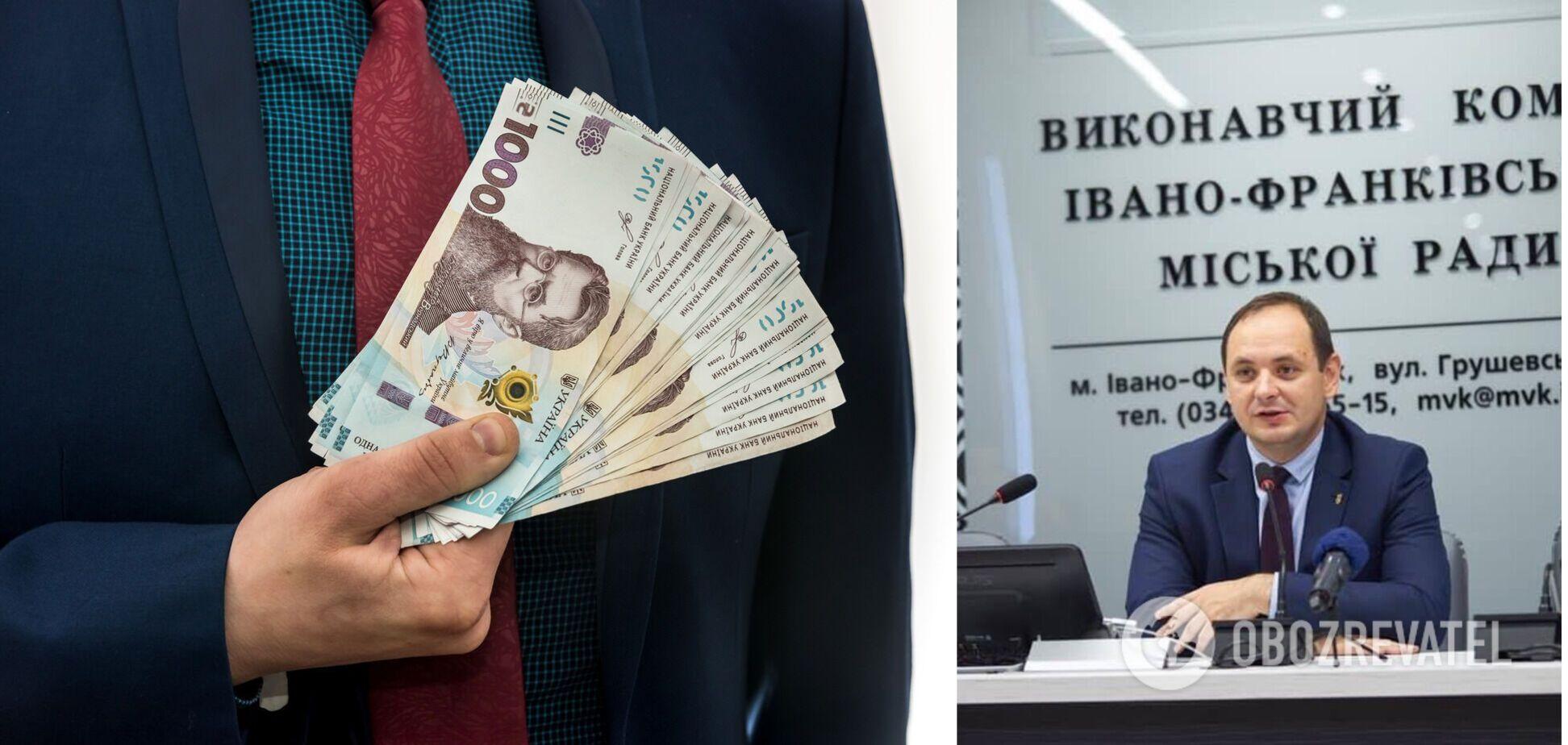 Марцінків пообіцяв виділити мільйон гривень