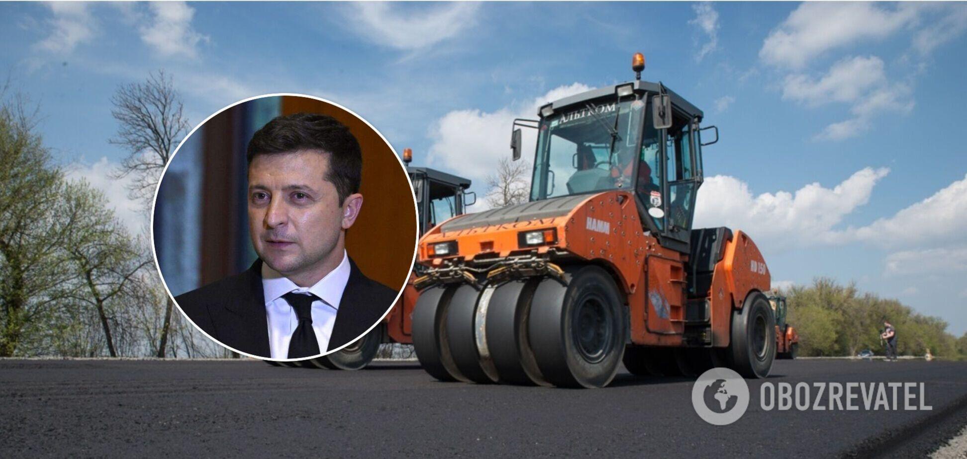 При Зеленском дорог ремонтируют больше, чем при других президентах – опрос