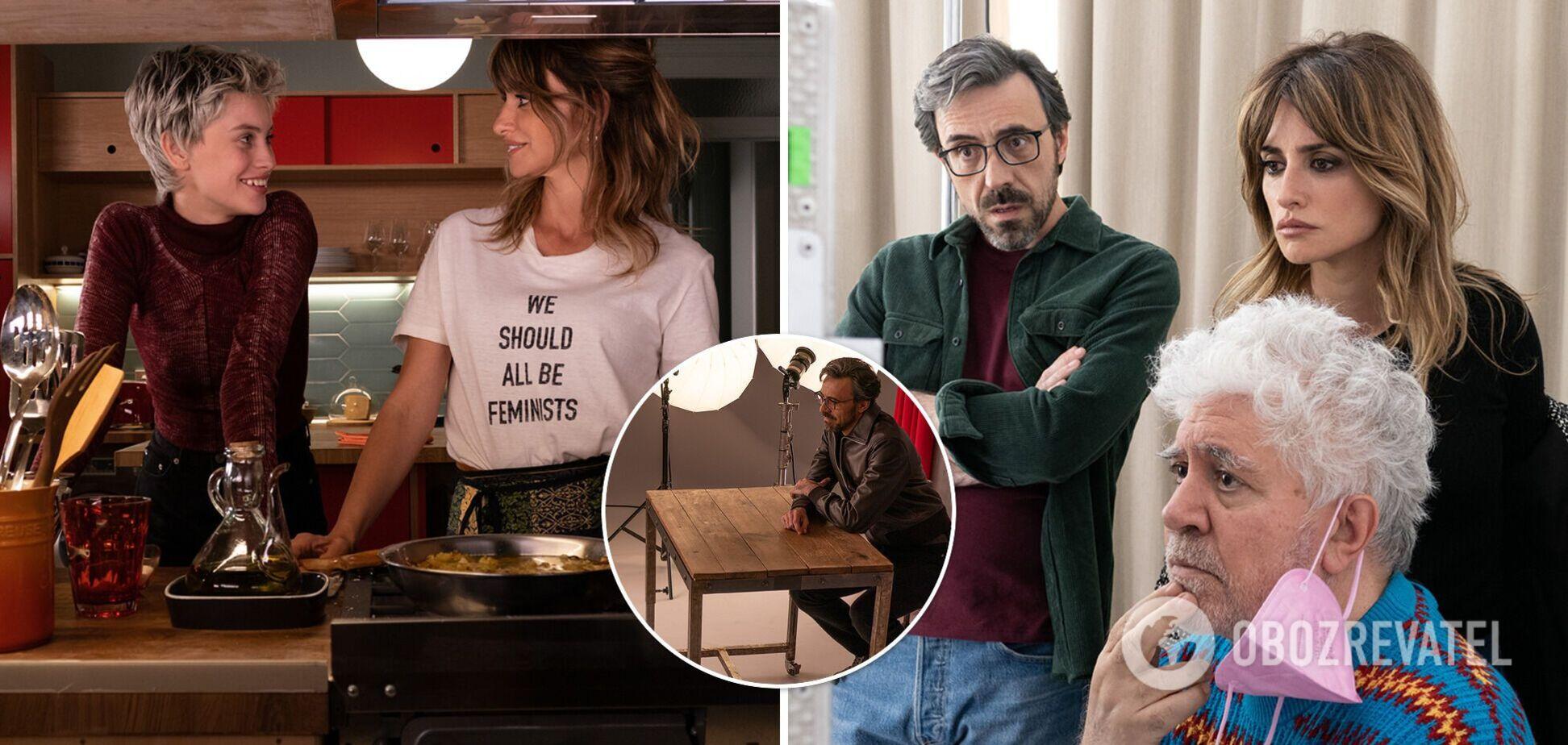 Появился трейлер нового фильма Педро Альмодовара 'Параллельные матери' с Пенелопой Крус