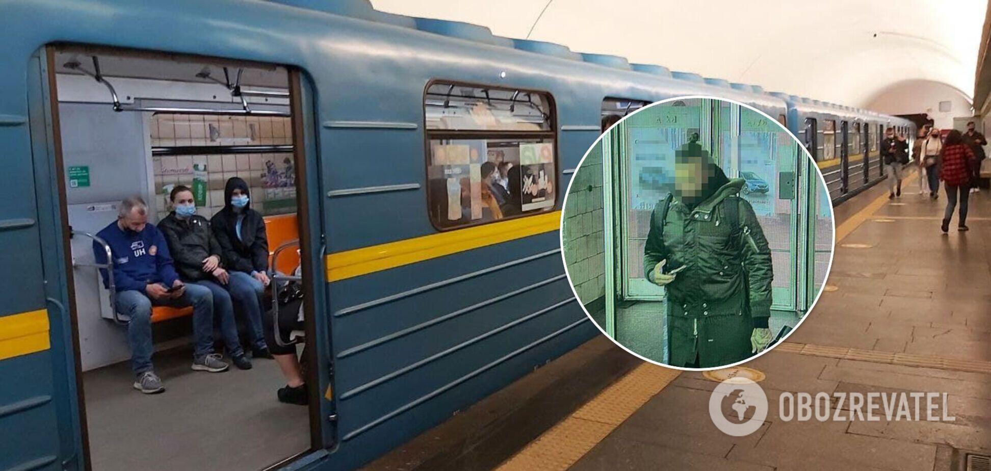 Інцидент стався на Сирецько-Печерській лінії метрополітену