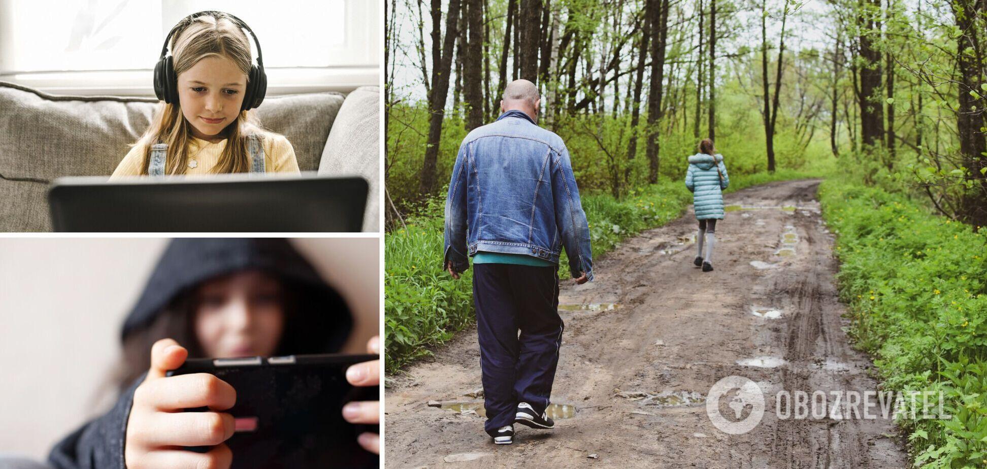 Знайомляться під виглядом ровесників і виманюють фото: де в Україні педофіли полюють за дітьми