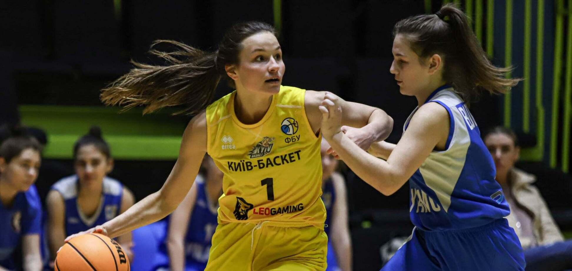 'Київ-Баскет' стартує в жіночій Суперлізі. Чому варто відвідати ігри?