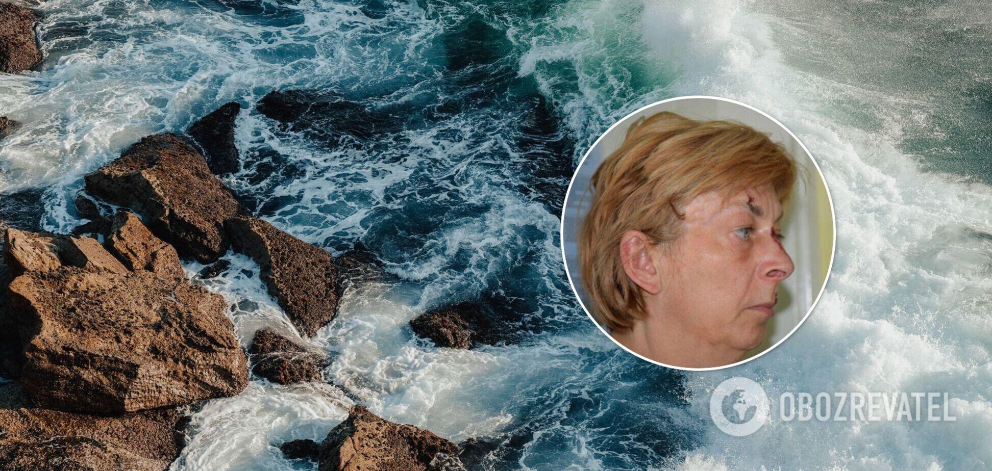 На острове нашлась потерявшая память женщина