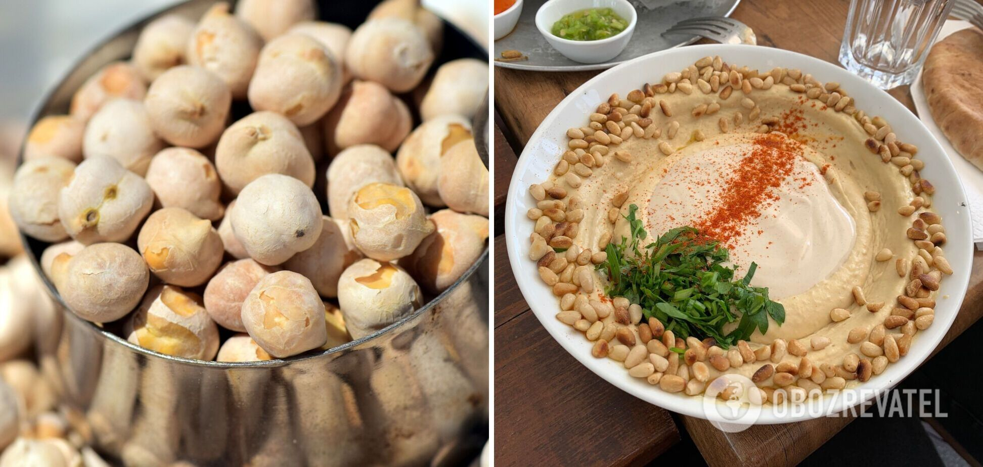 Как дома приготовить хумус