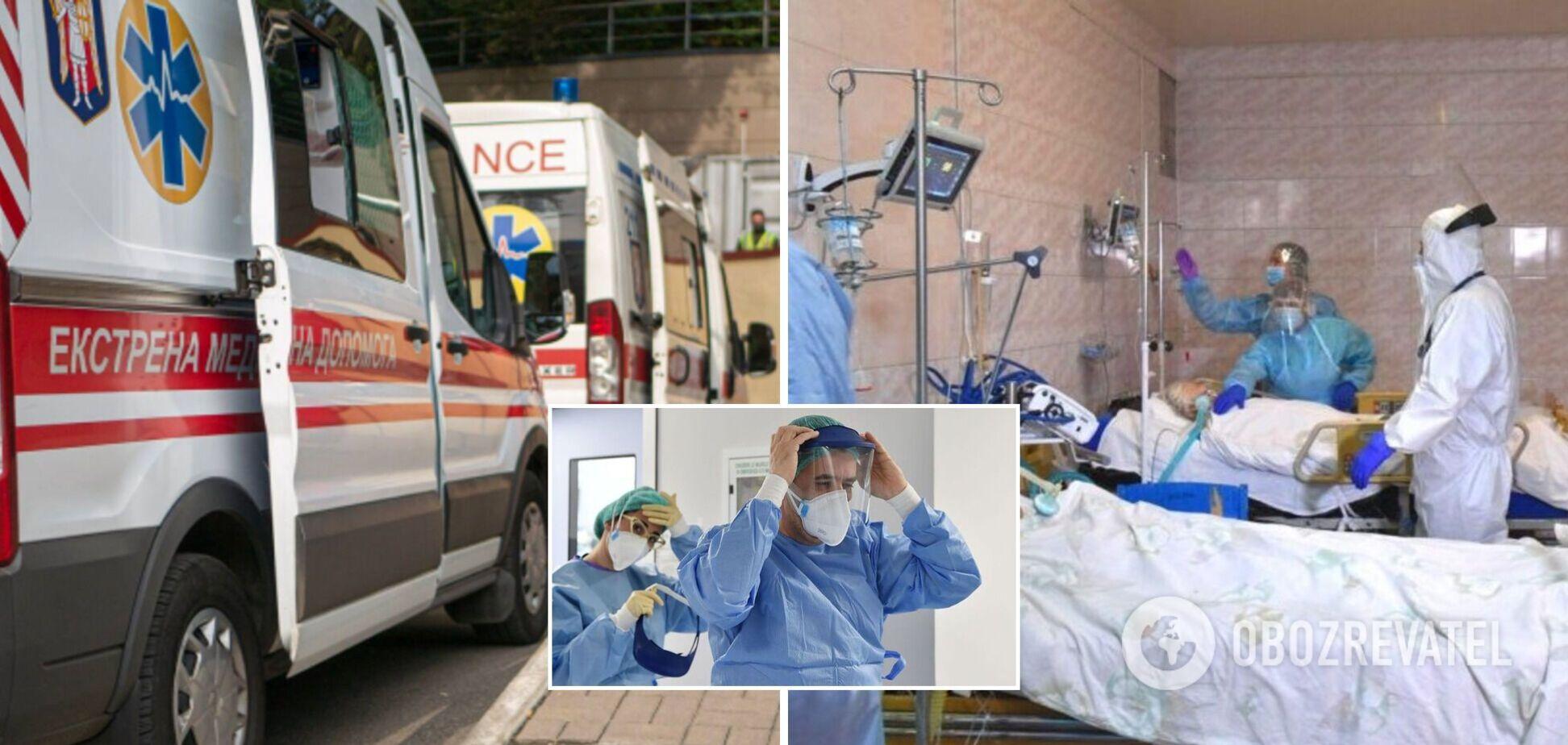 В Харькове просят открыть новые 'ковидные' больницы: действующие перегружены